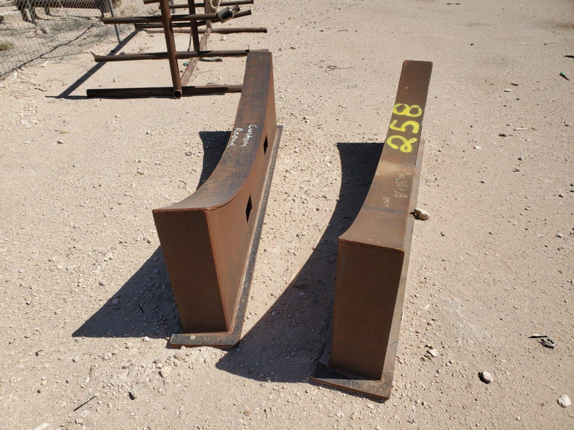(2) Stl Repads 8'L - Image 2 of 7