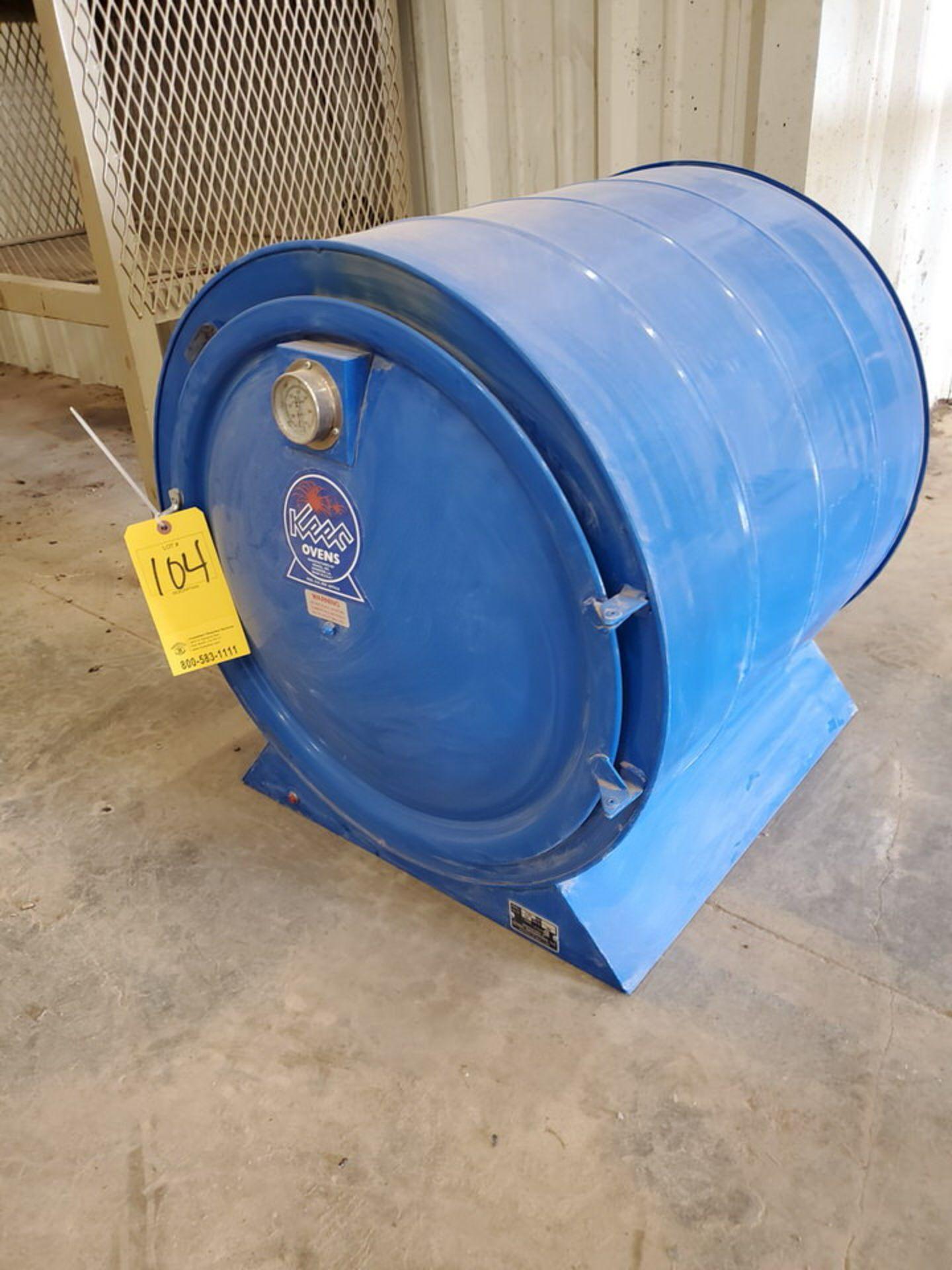 Henkel K-450 Dry Rod Oven 120V, 1,000W, 1PH
