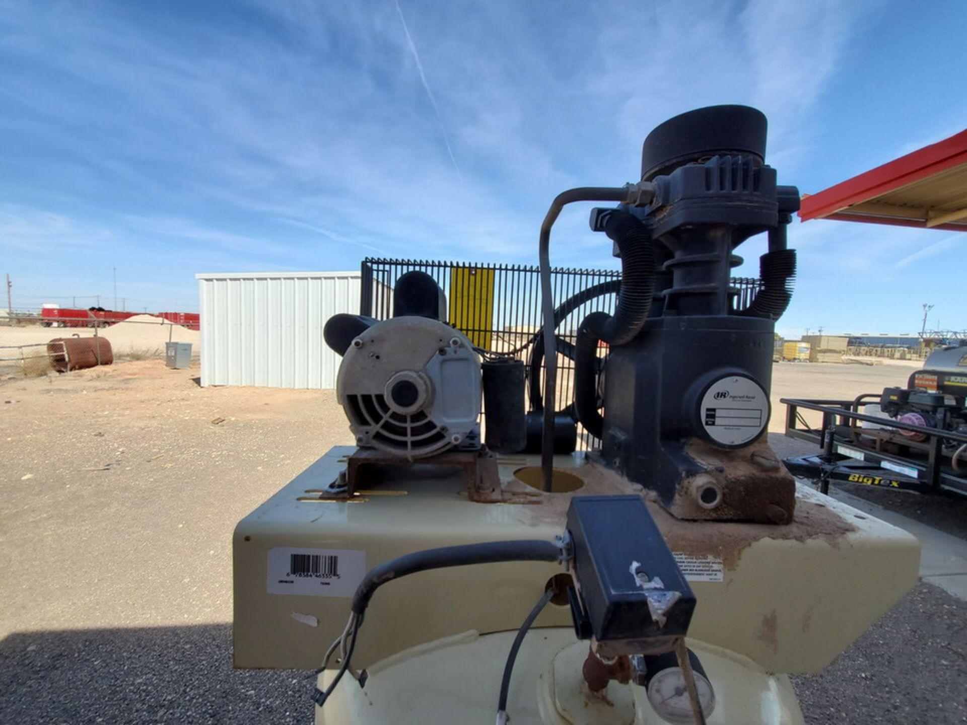 IR TS4N5 Air Compressor 230V, 1PH, 60HZ, MAWP-175psi - Image 8 of 9