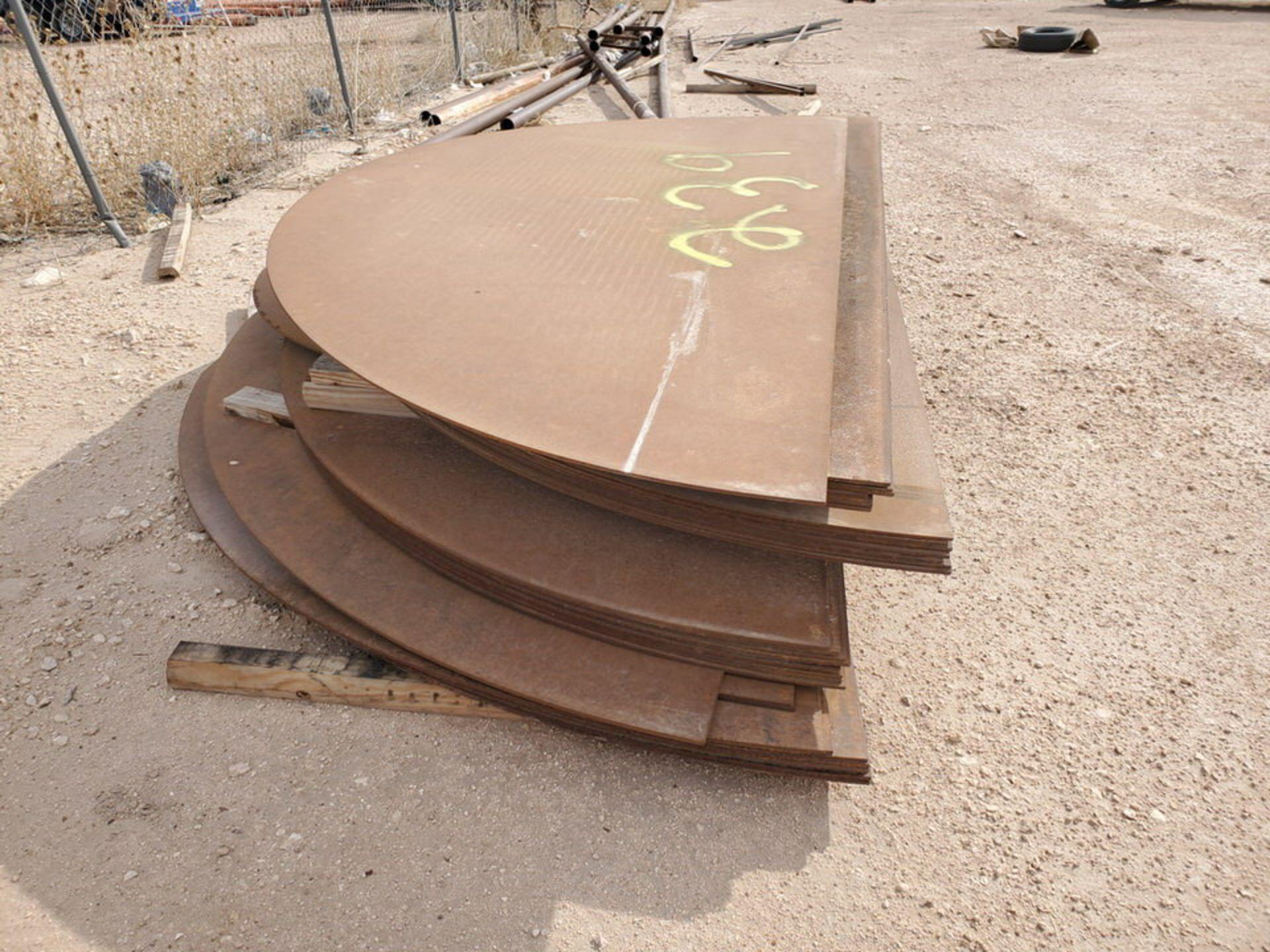 API Tank Bottoms Size Range: 10'-11'W - Image 6 of 10