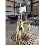"JDP-20MF 20"" Drill Press 115/230V, 1-1/2HP, 1720RPM, 1"" Drilling Cap.; 16"" x 18"" Work Table"