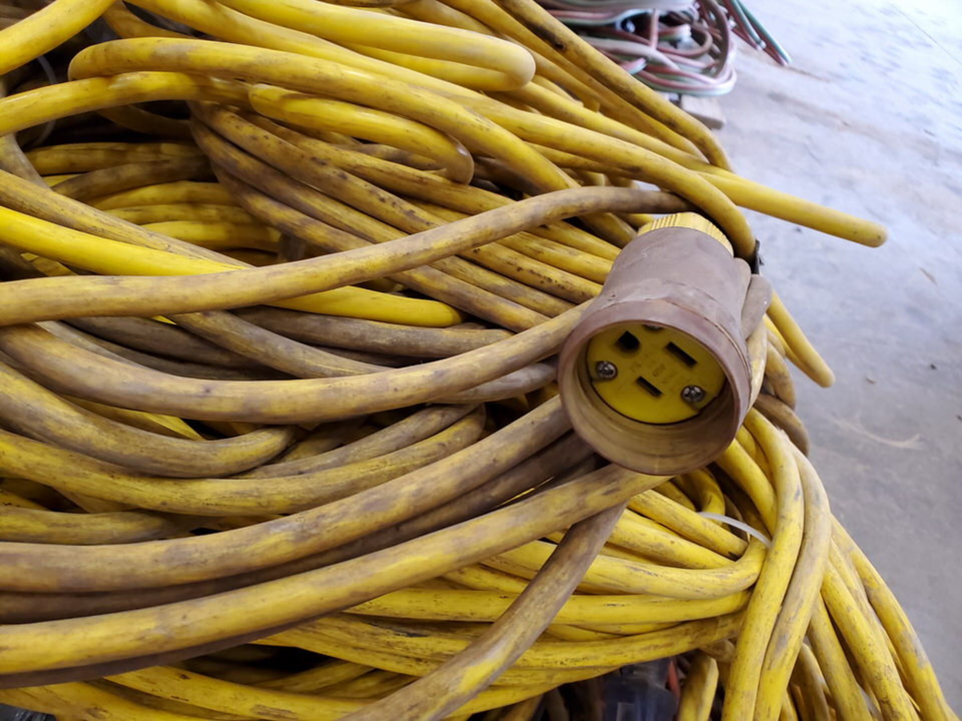 Assorted Extension Cords - Image 4 of 5