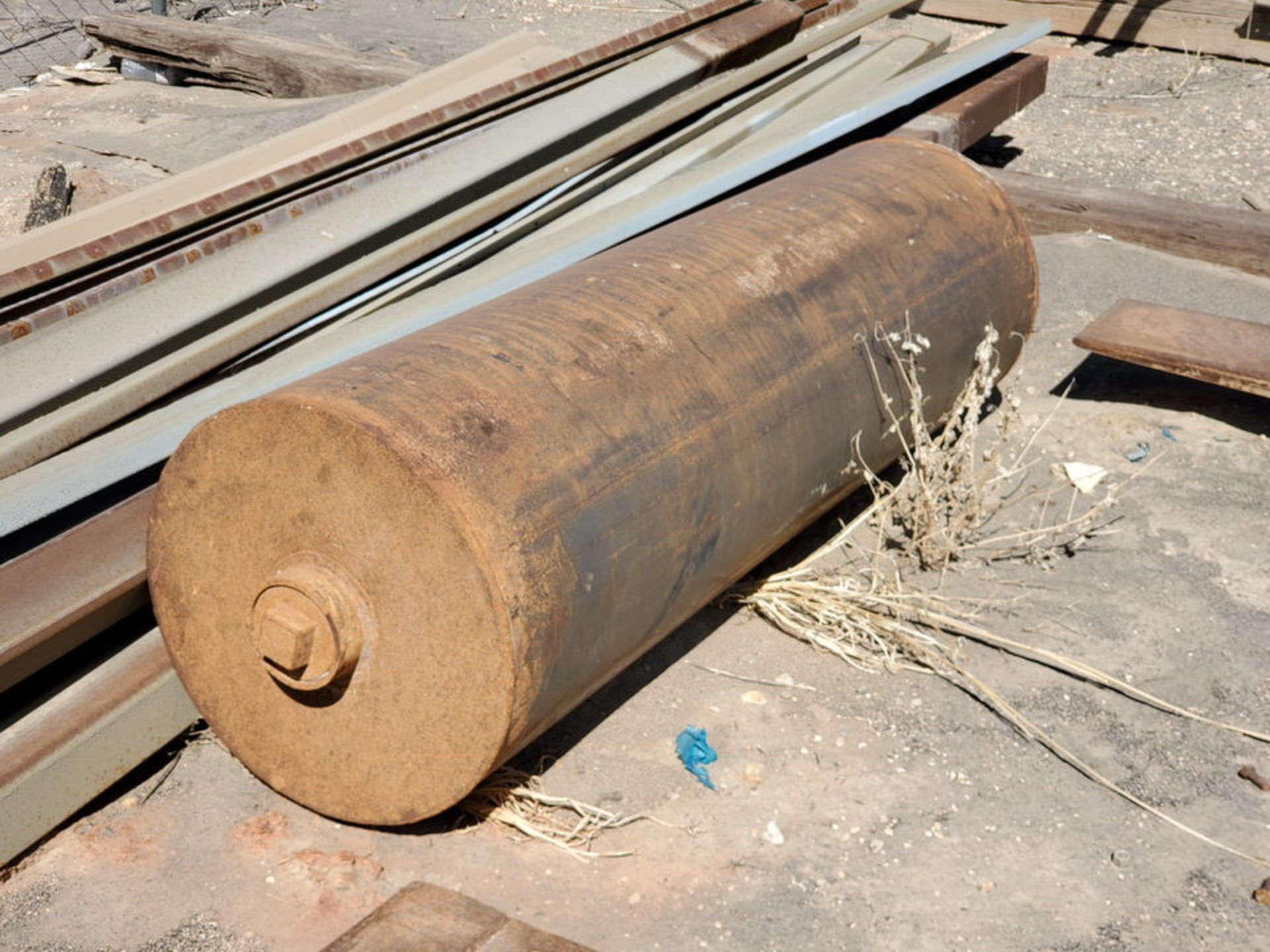 Assorted Material To Include But Not Limited To: Roller, Siding, Channel, Sq. Tubing, etc. - Image 9 of 10