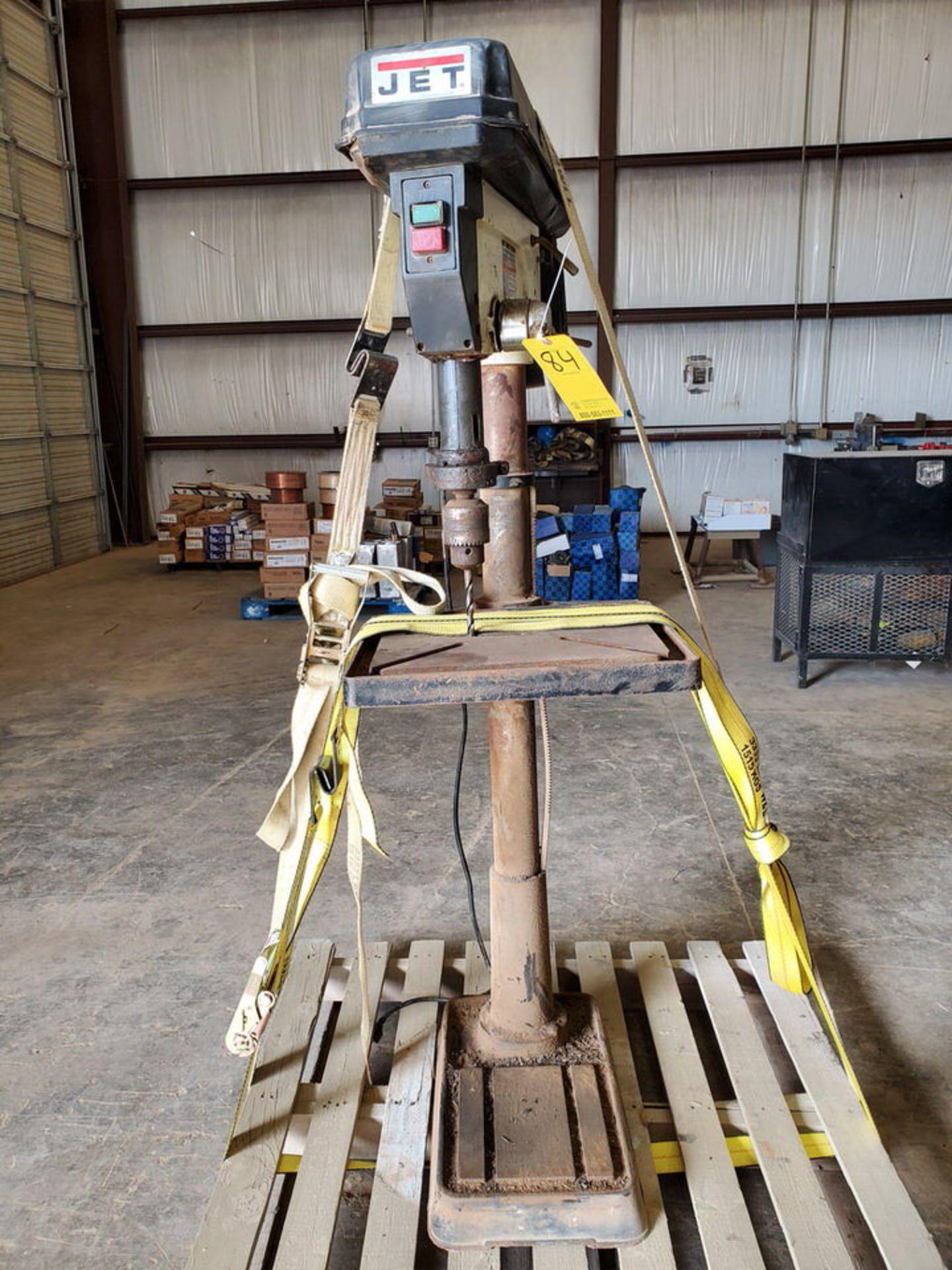 "JDP-20MF 20"" Drill Press 115/230V, 1-1/2HP, 1720RPM, 1"" Drilling Cap.; 16"" x 18"" Work Table - Image 2 of 8"