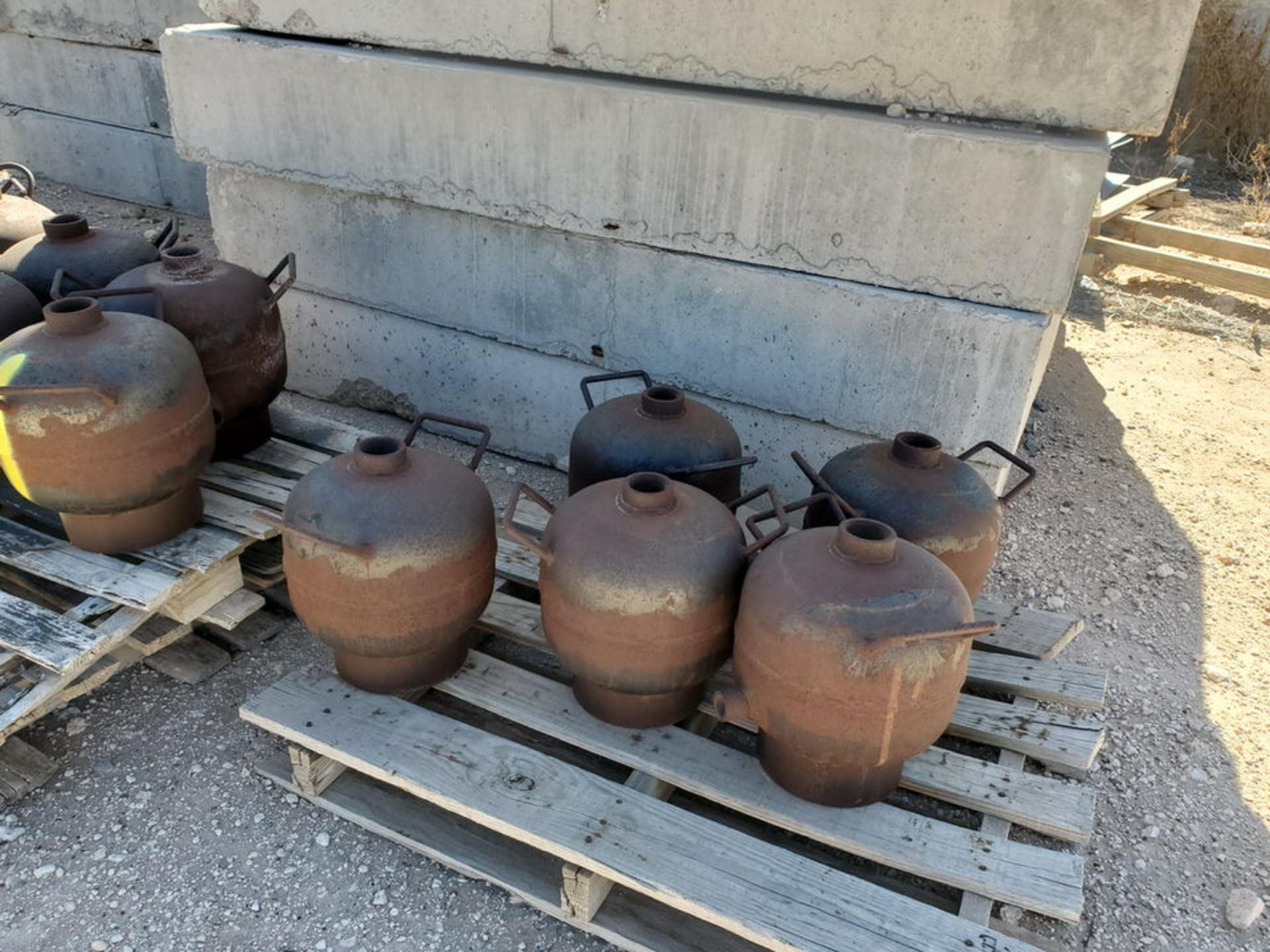 (23) Pressure Pots - Image 8 of 9