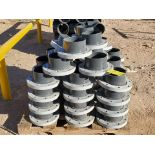 "Spears (46) 8"" PVC WN Flanges RF 150#"