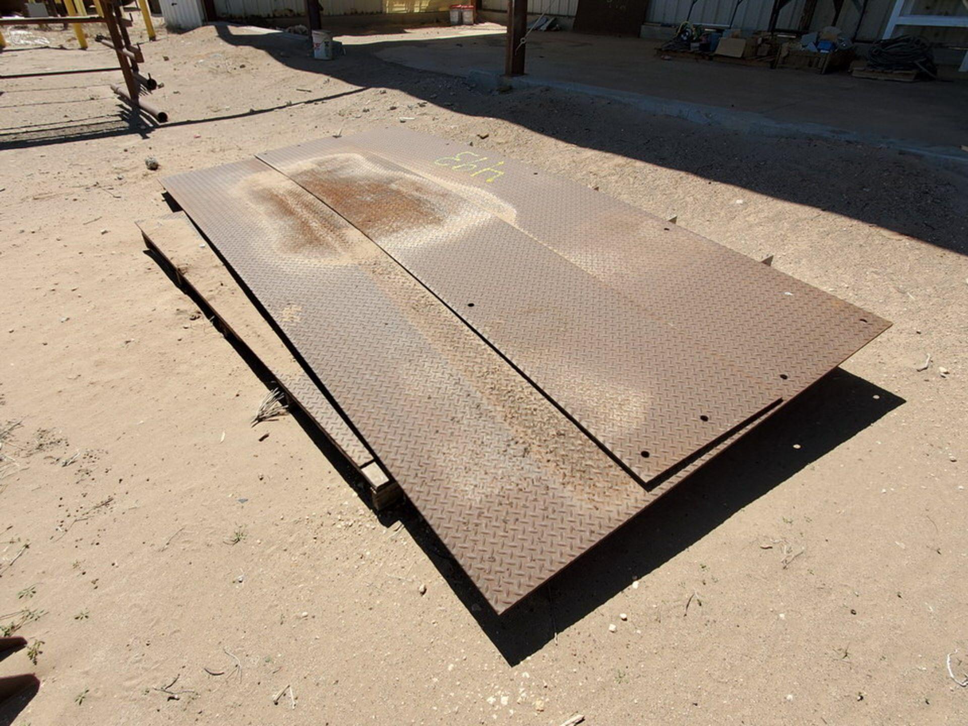 Floor Plates Size Range: 13'L, 2' - 6'W - Image 4 of 6