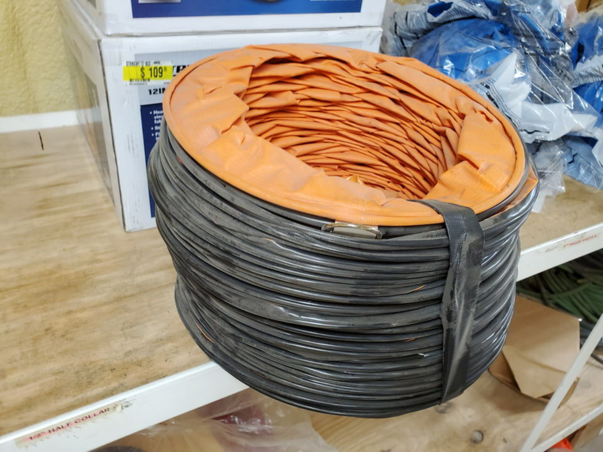 """Strongway 12"""" x 20' Blower Hoses - Image 4 of 4"""