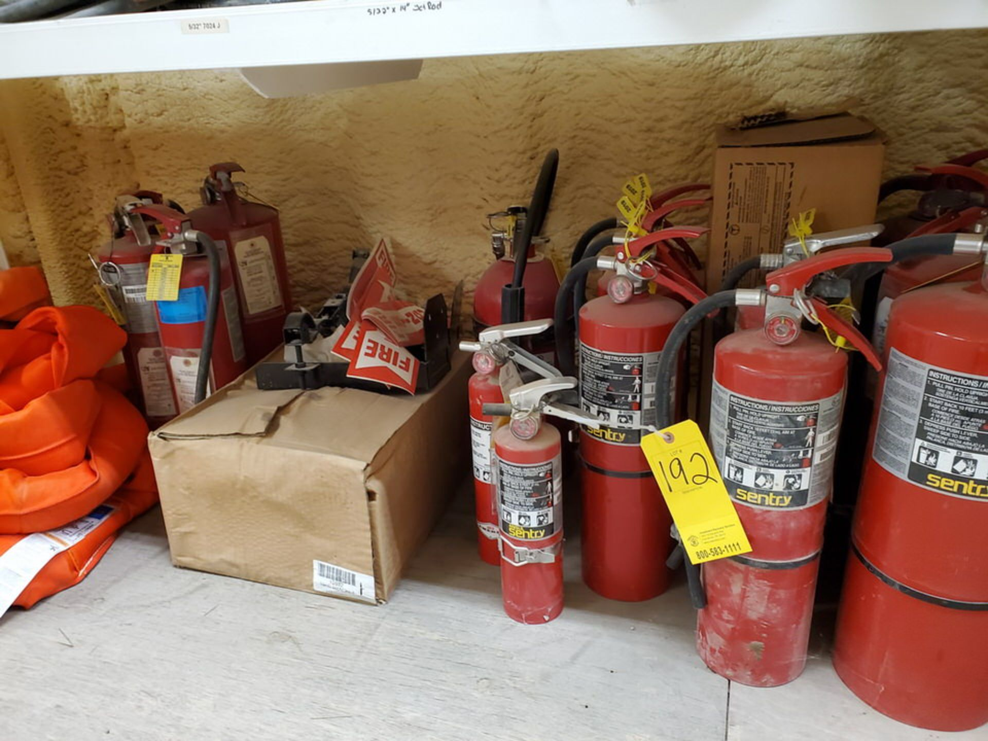 Assorted Fire Extinguishers - Image 5 of 7