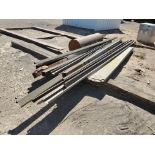 Assorted Material To Include But Not Limited To: Roller, Siding, Channel, Sq. Tubing, etc.