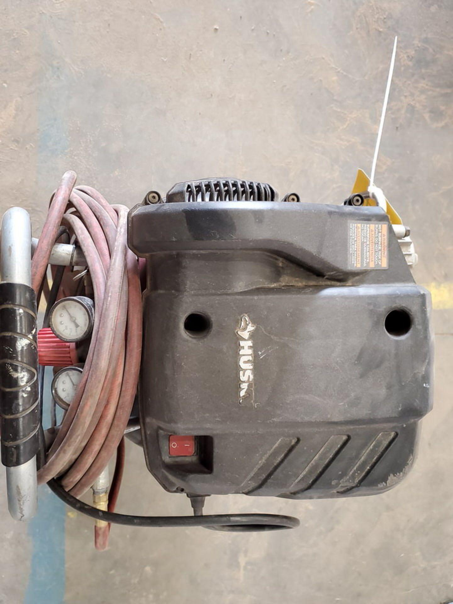 Husky C201H Portable Air Compressor 175psi - Image 4 of 5