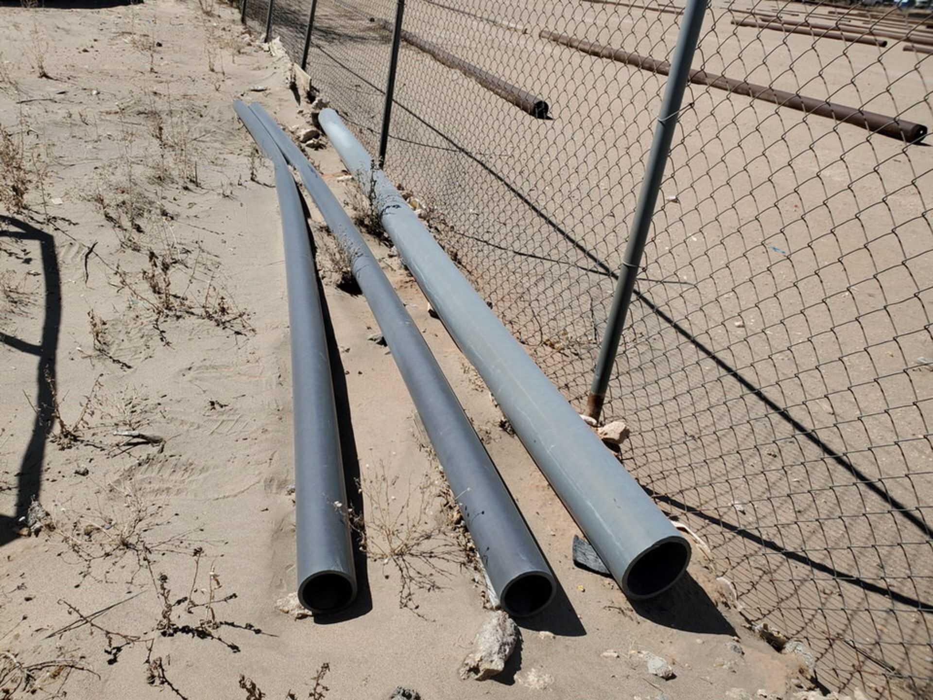 """(3) PVC Pipe Joints Sch 80 & Other; Size Range: 4""""-6"""", 17'9""""-20'L - Image 4 of 8"""