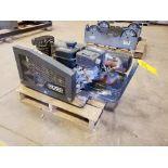 Ridgid Gas Wheelbarrow Compressor 8Gal, 145psi, 10.2SCFM@90psi; W/ Subaru 6.0 Motor