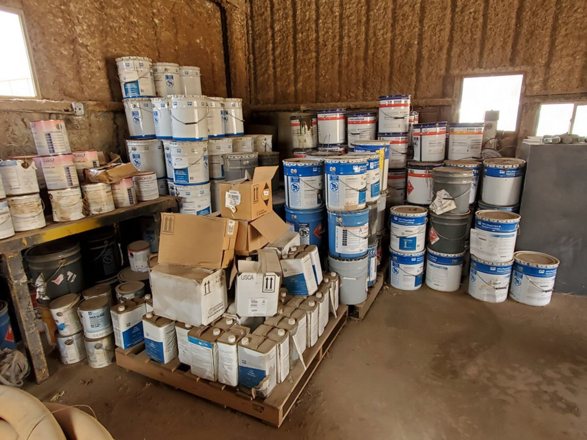 Assorted Paints & Marine Coatings Mfg's: PPG, Intl. & Other - Image 2 of 10