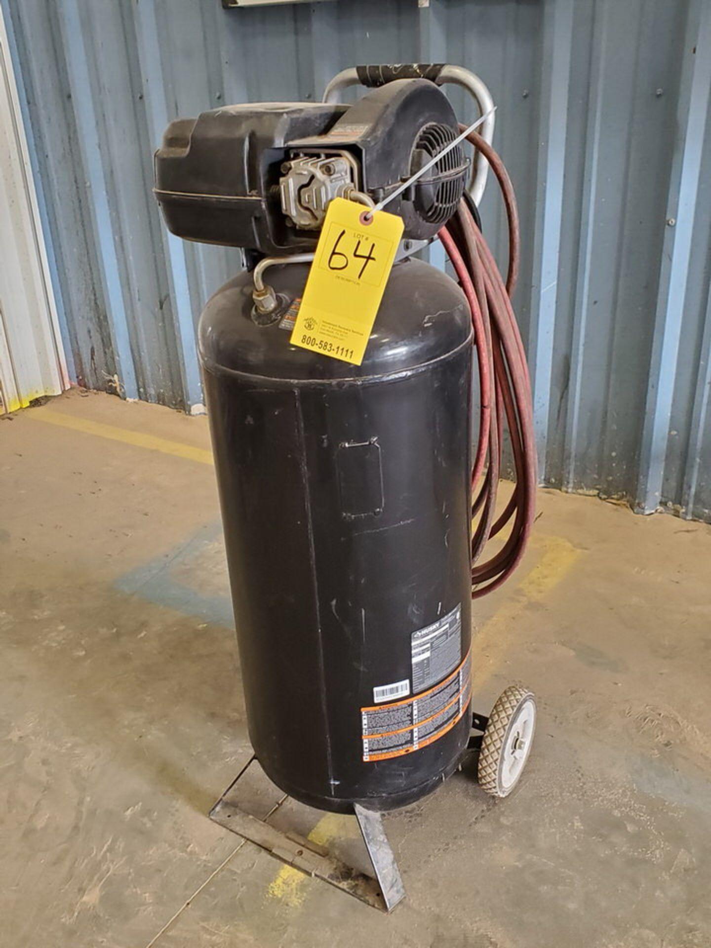 Husky C201H Portable Air Compressor 175psi - Image 3 of 5