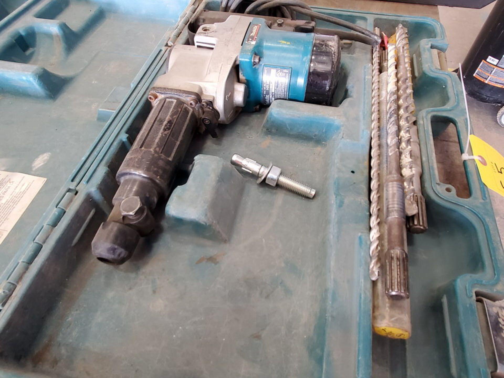 "Makita HR3851 1/2"" Rotary Hammer 120V, 10A, 2900RPM - Image 2 of 5"