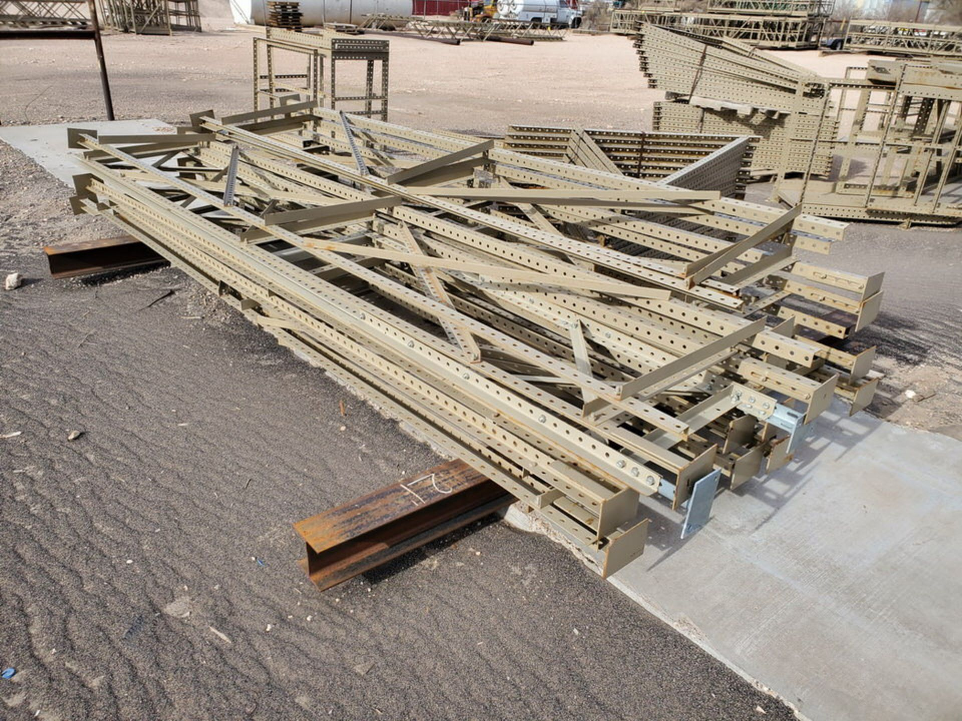 Disassembled Catwalk Sections - Image 9 of 20
