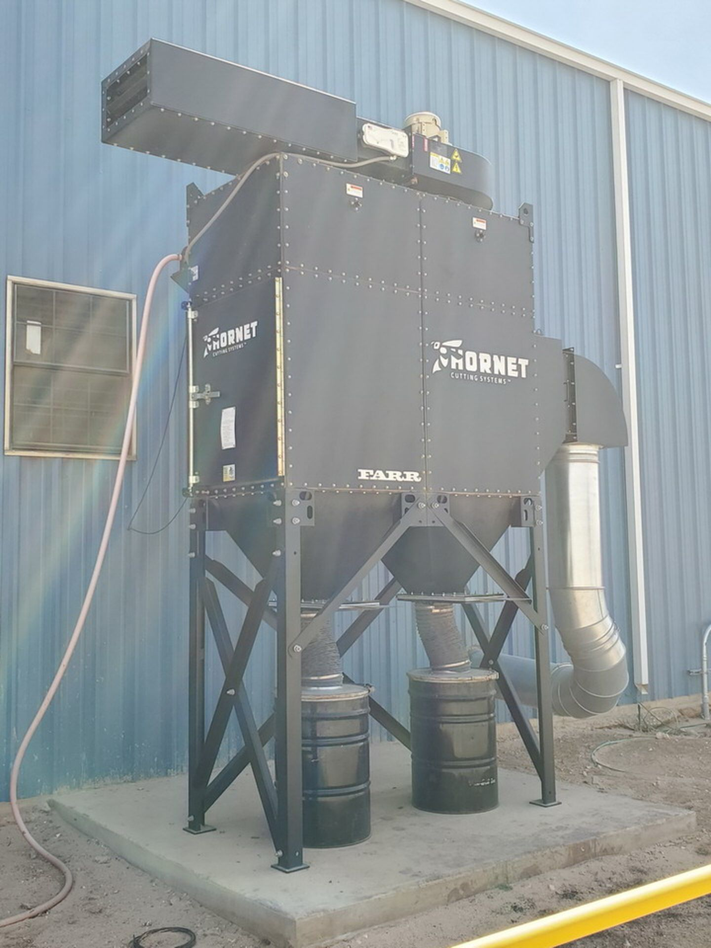 2019 Camfil GSX8 Dust Collector 3,380CFM - Image 4 of 8