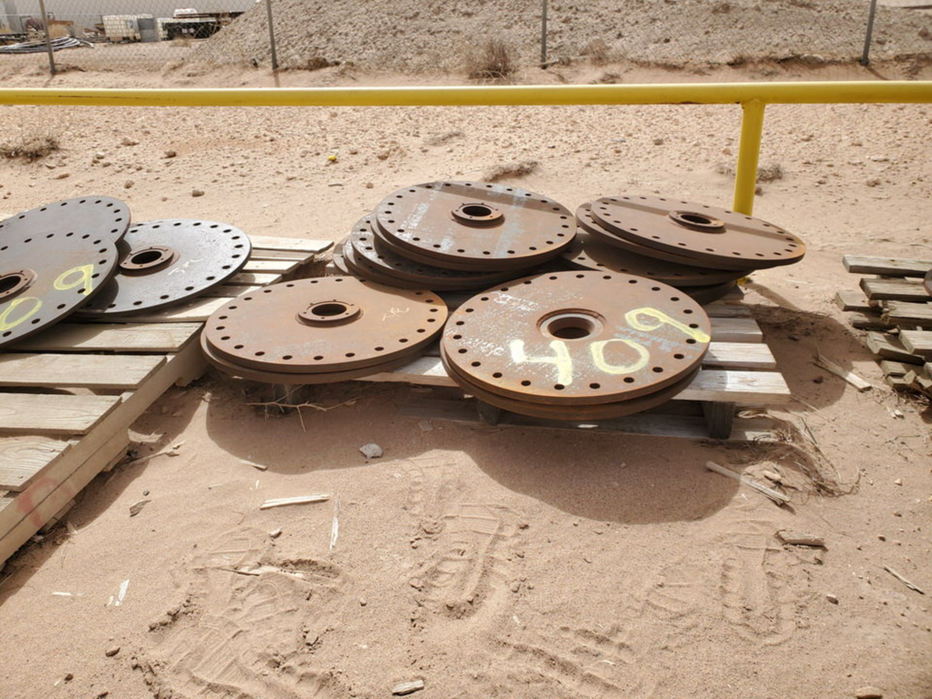 "(20) Flanges 3"" x 23-1/8"" O.D. - Image 10 of 11"