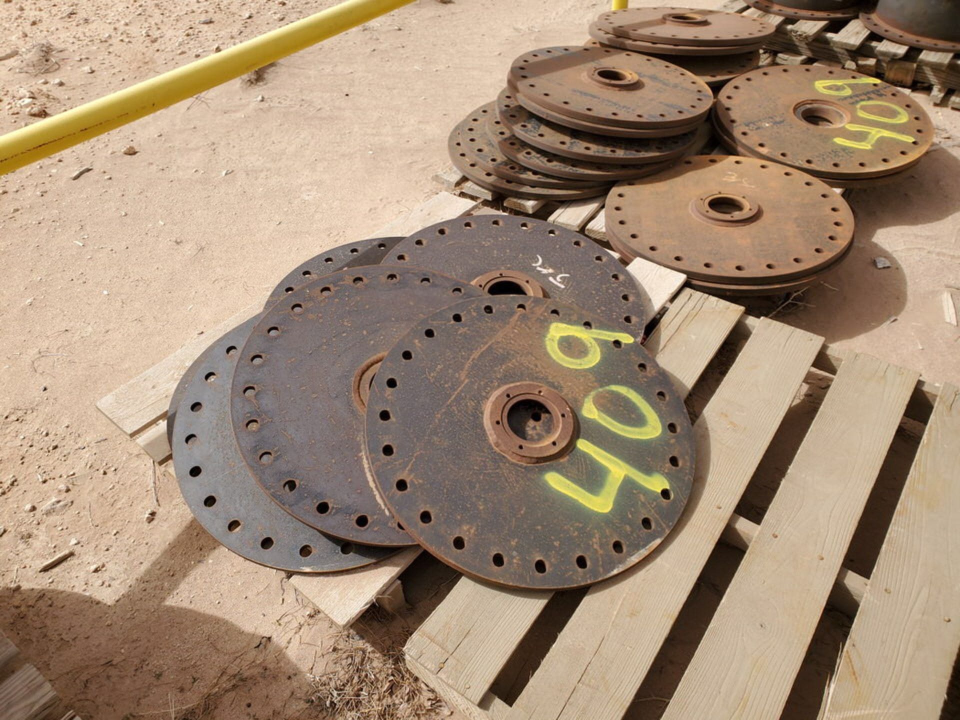 "(20) Flanges 3"" x 23-1/8"" O.D. - Image 3 of 11"