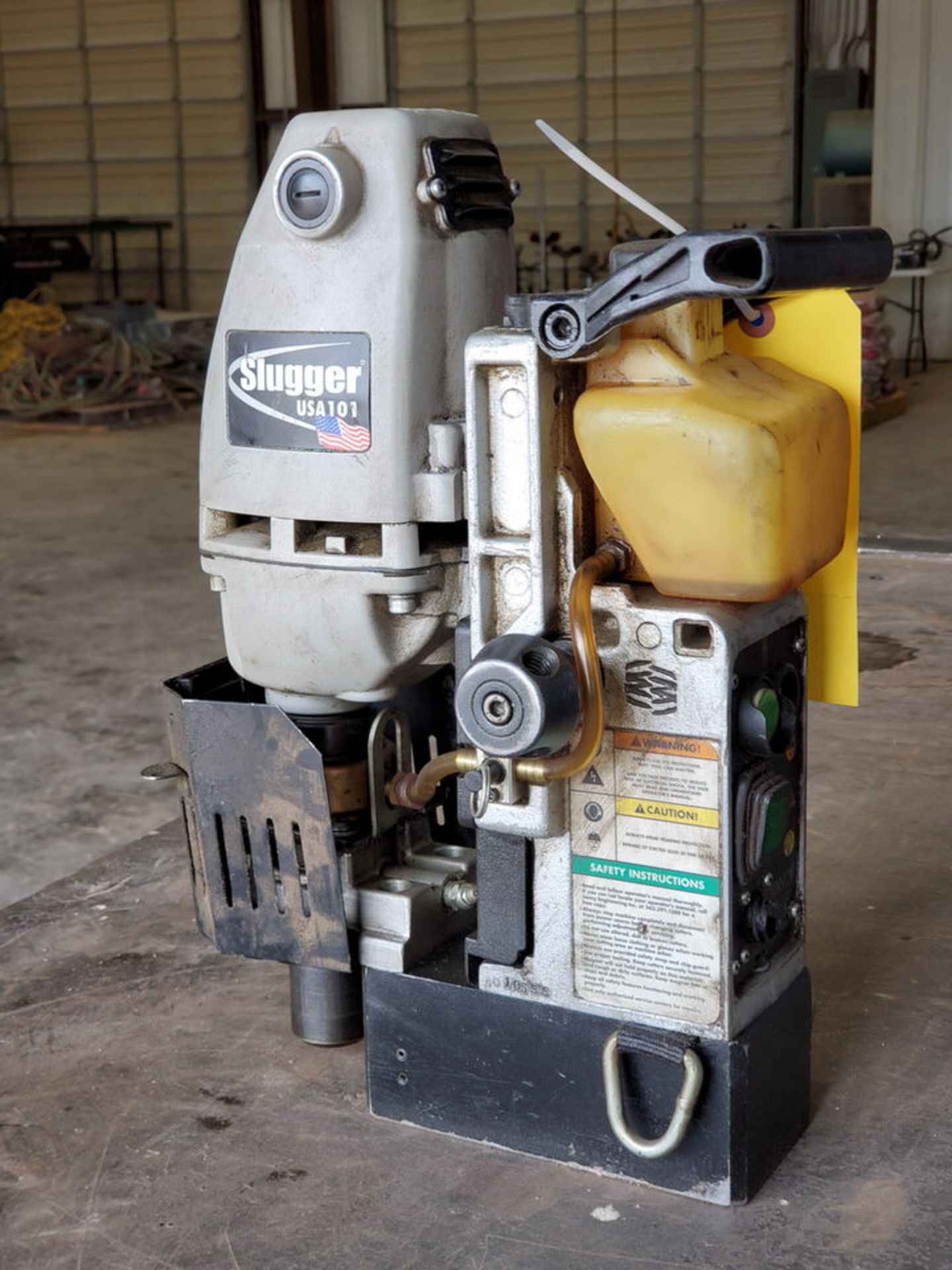 Jancy Slugger USA101 Mag Drill 115V, 11.5A, 50/60HZ, 1400W - Image 2 of 5