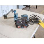 Steelmax Lil Runner Portable Fillet Welding Carriage 115-230V, 50/60HZ, 20W, .09-.18A