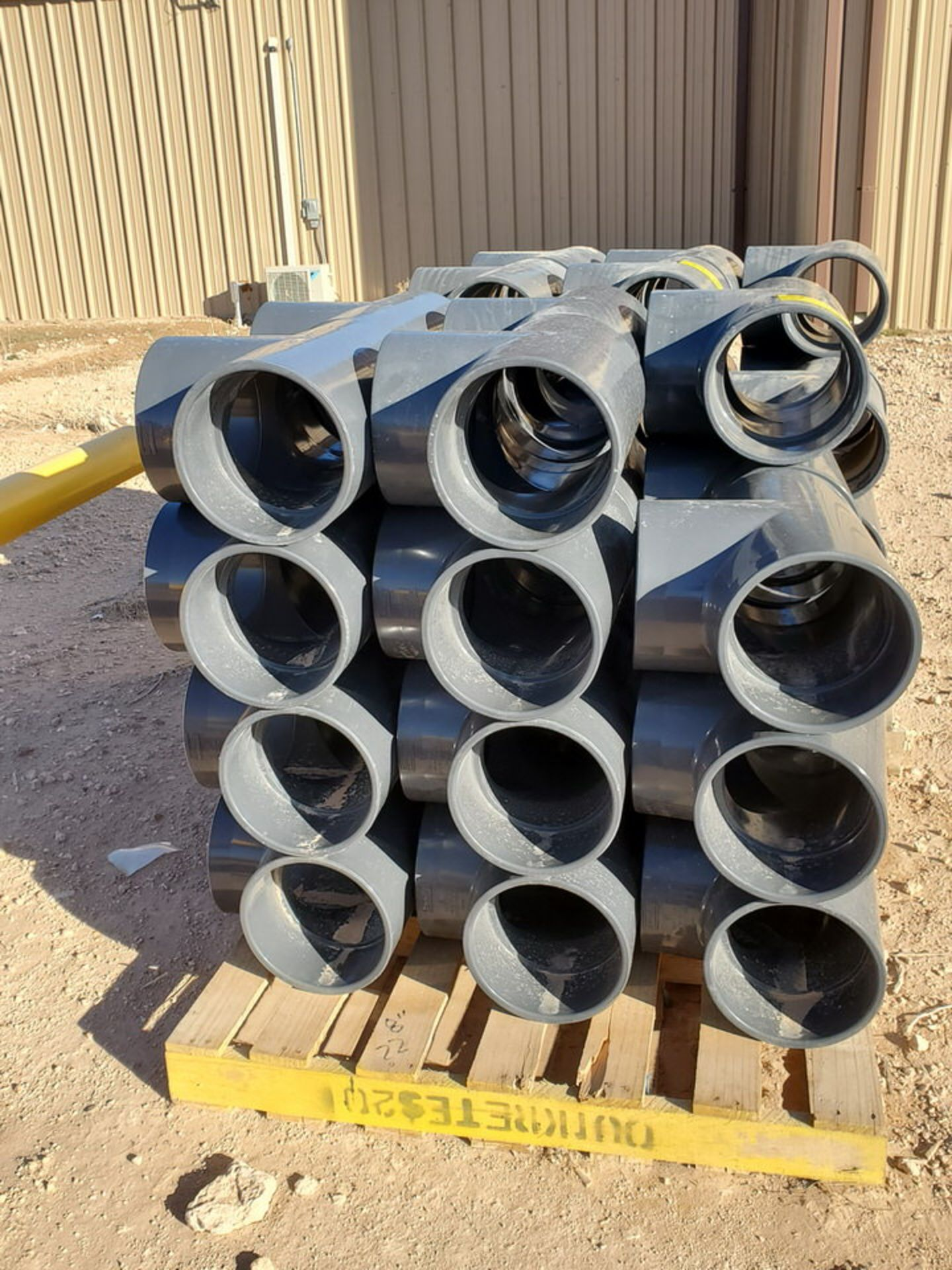 """Spears (23) 8"""" PVC Tees Sch 80 - Image 3 of 5"""