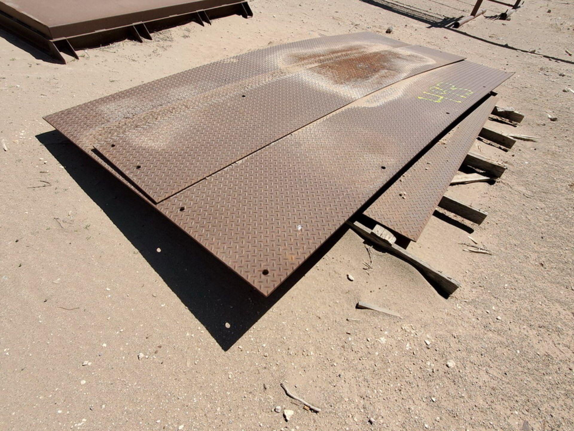 Floor Plates Size Range: 13'L, 2' - 6'W - Image 2 of 6