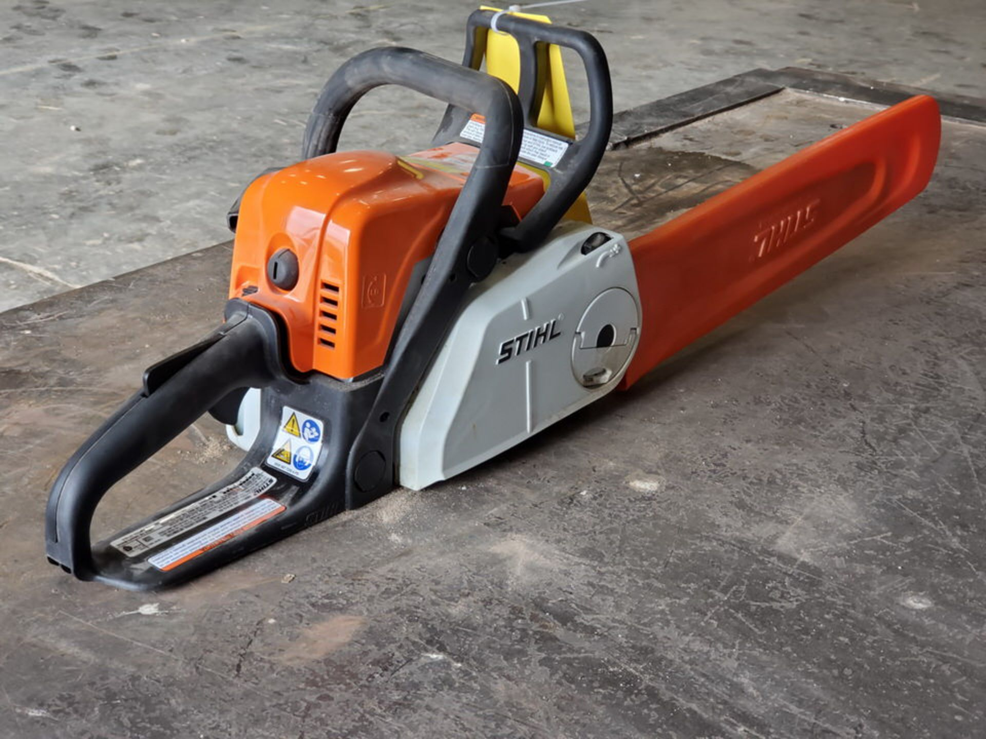 """Stihl 16"""" Gas Powered Chain Saw - Image 2 of 4"""