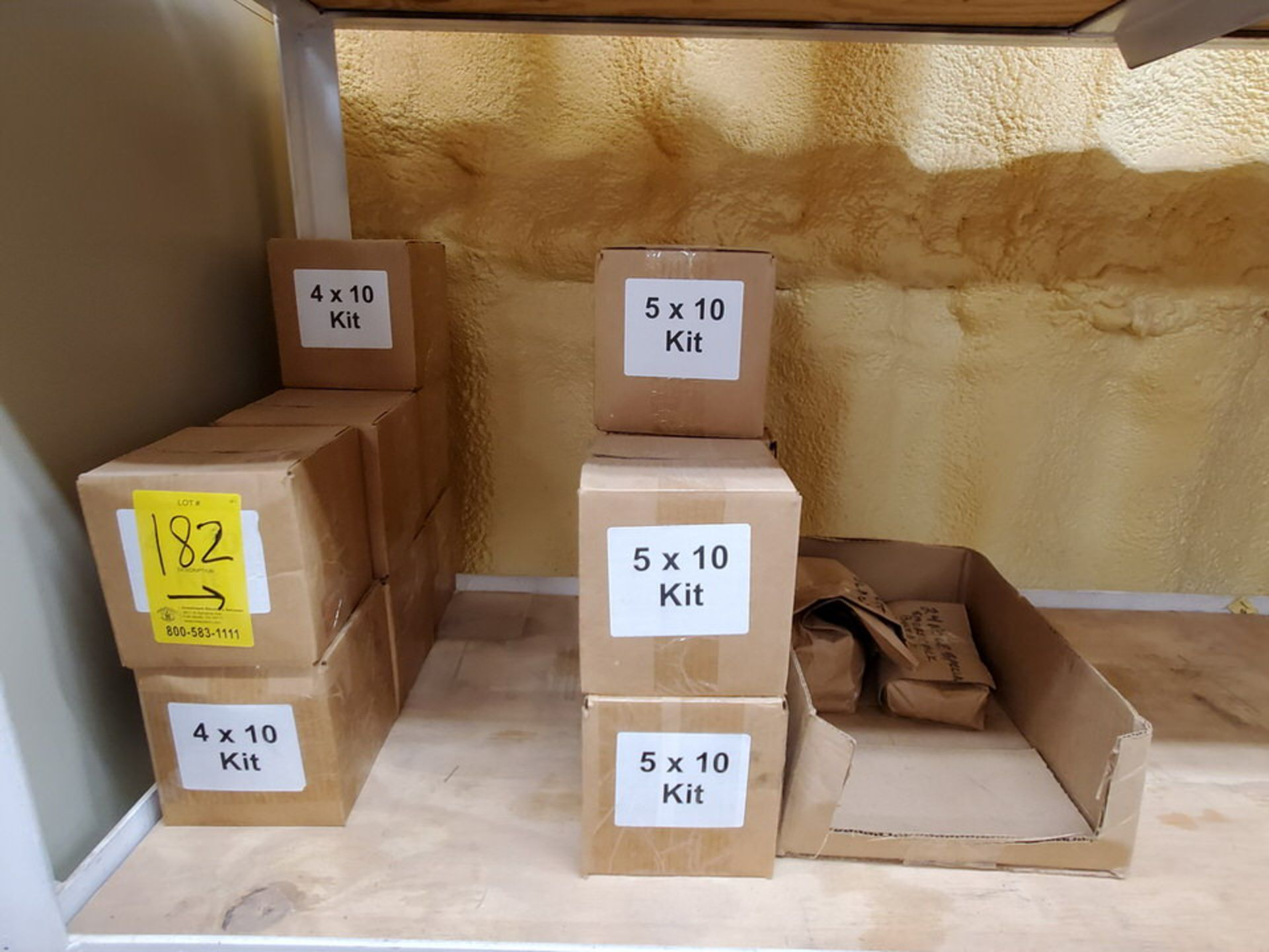 Assorted Kits To Include But Not Limited To: Water & Skim Tank, Oil Tank & Other; Size Ranges: 5 x - Image 8 of 13