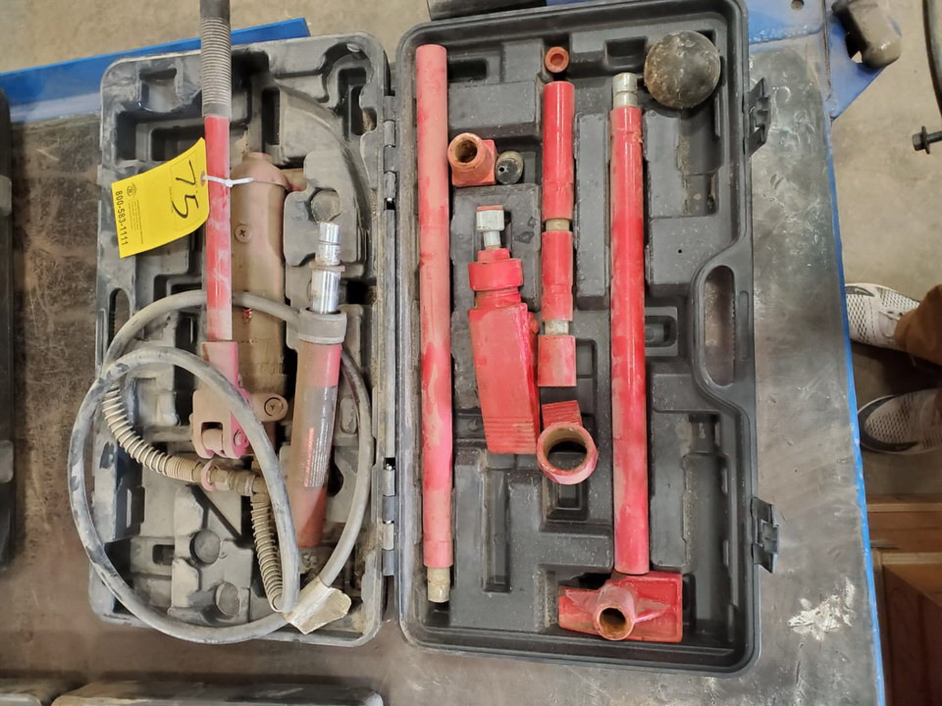 Proto 4 Ton Hydraulic Body Repair Kit - Image 5 of 5