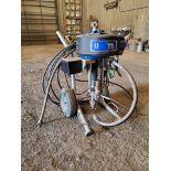 Graco XL70-180 Paint Sprayer W/ XL 6500 Air Motor, 100psi, 7Bar, 180F