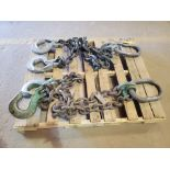 Hvy Duty Lifting Chains