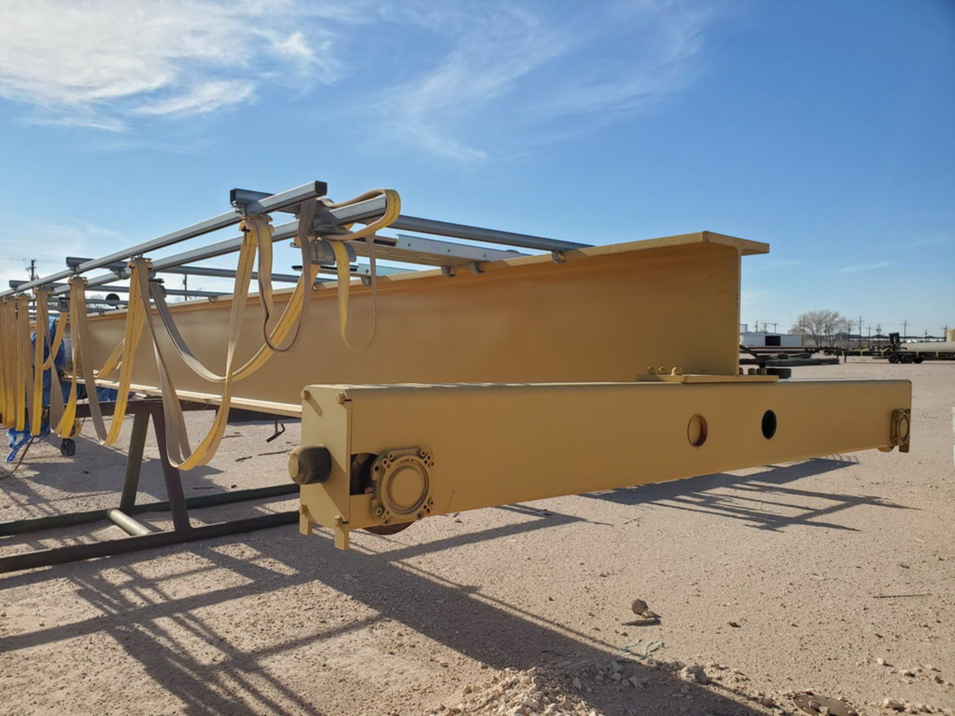 R & M 10 Ton Top Riding Bridge Crane Approx. 66' x 10'L - Image 26 of 39
