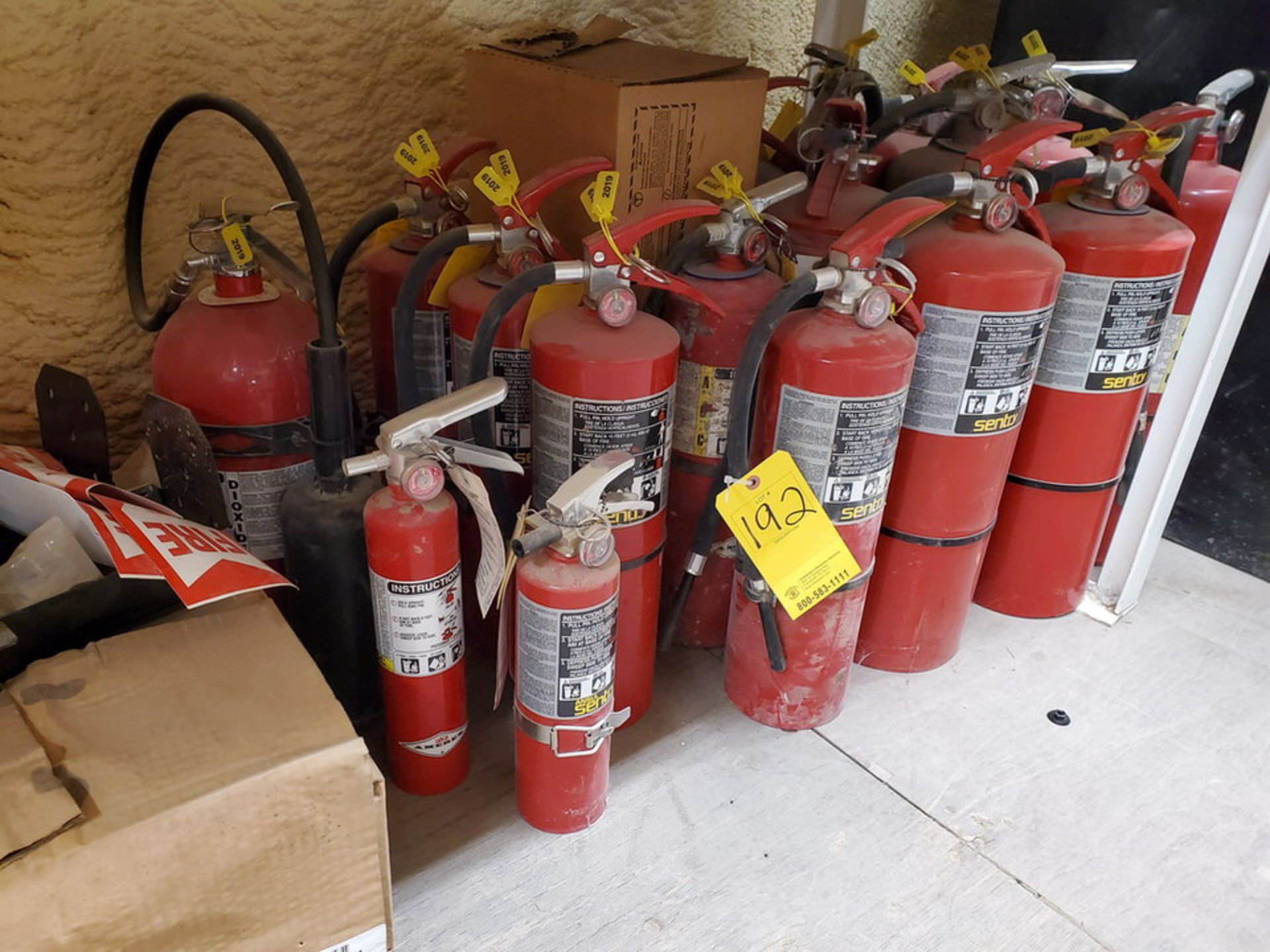 Assorted Fire Extinguishers - Image 3 of 7