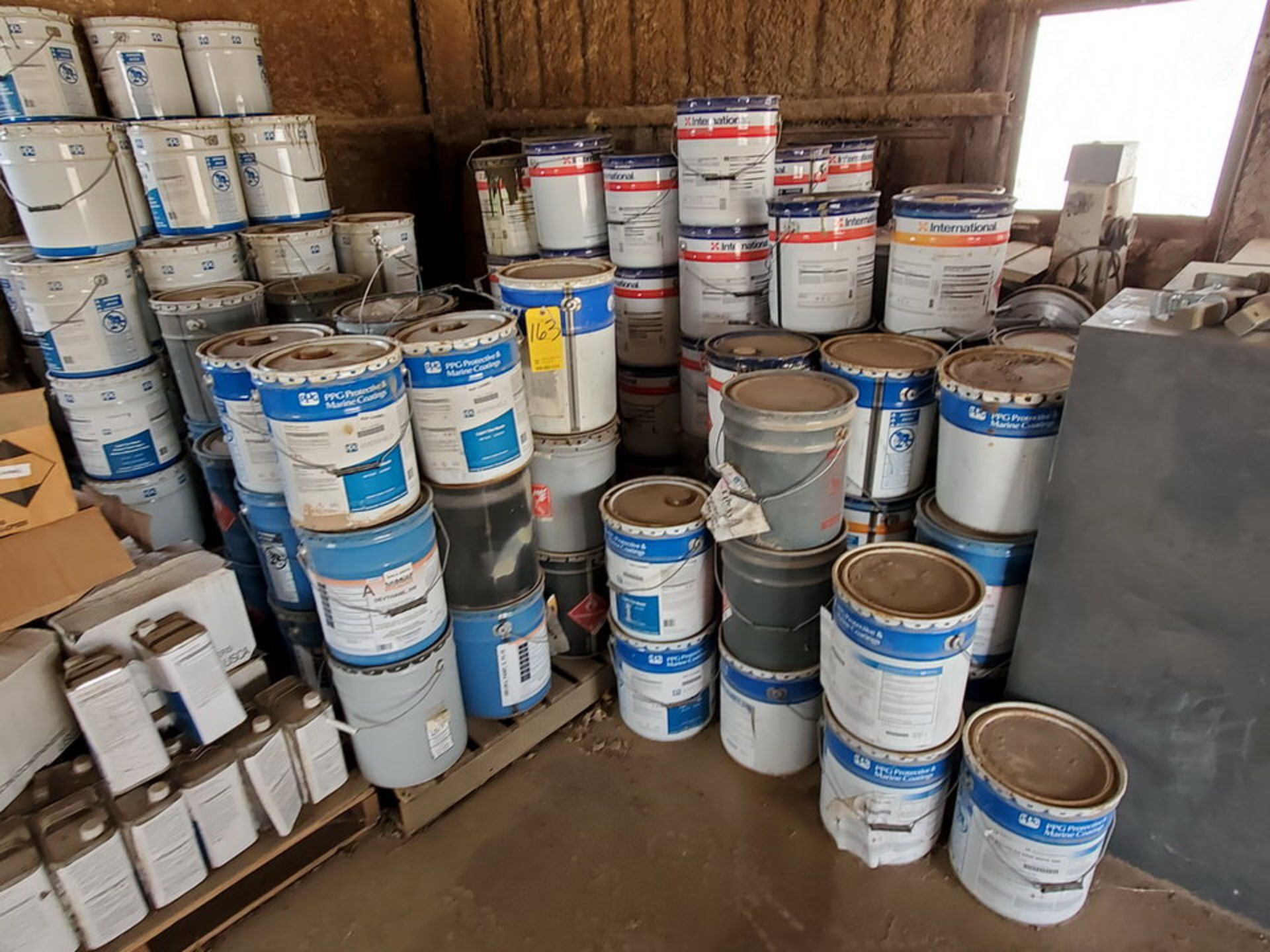 Assorted Paints & Marine Coatings Mfg's: PPG, Intl. & Other - Image 10 of 10