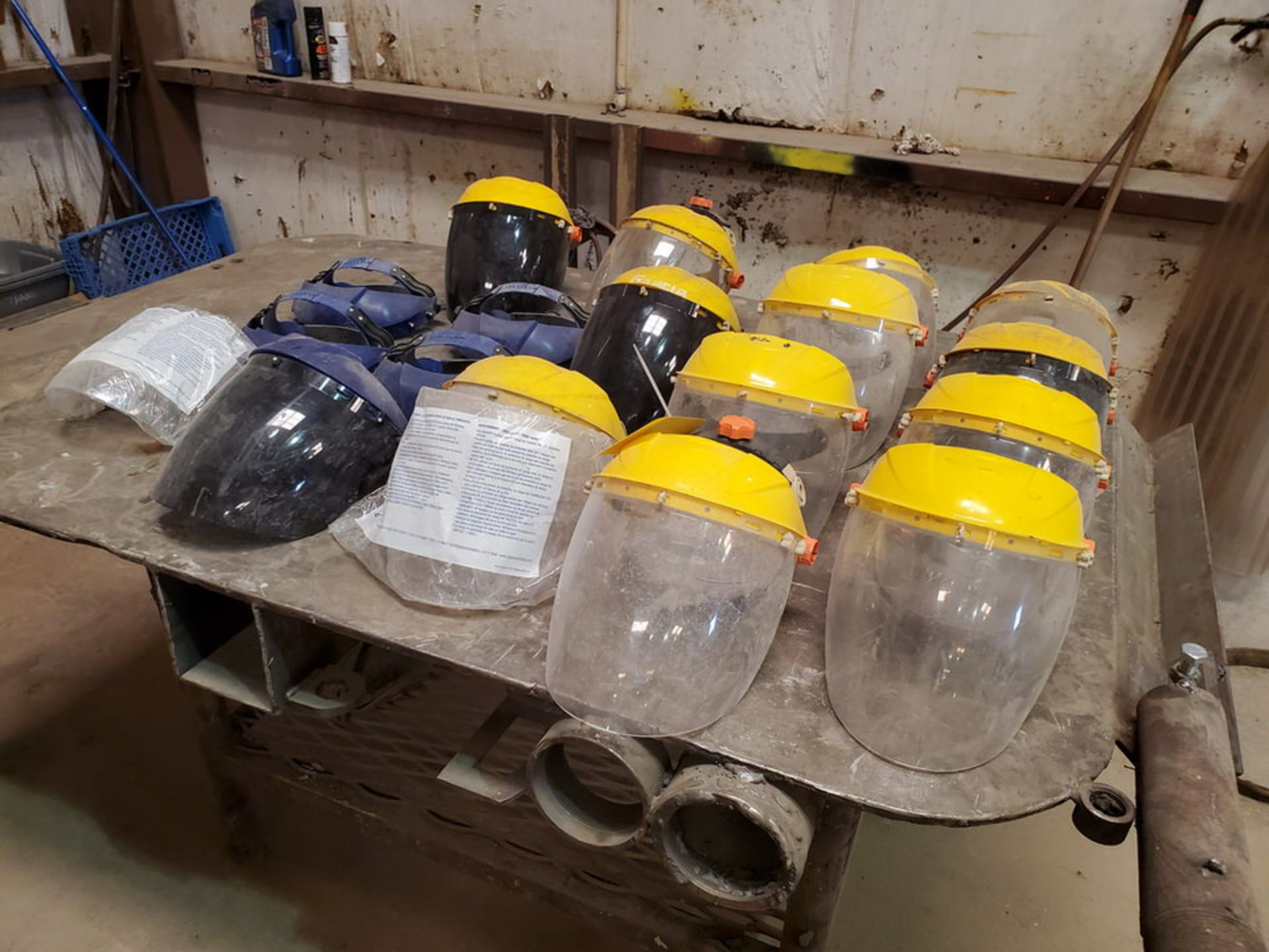 Assorted Welding Face Shields - Image 2 of 4