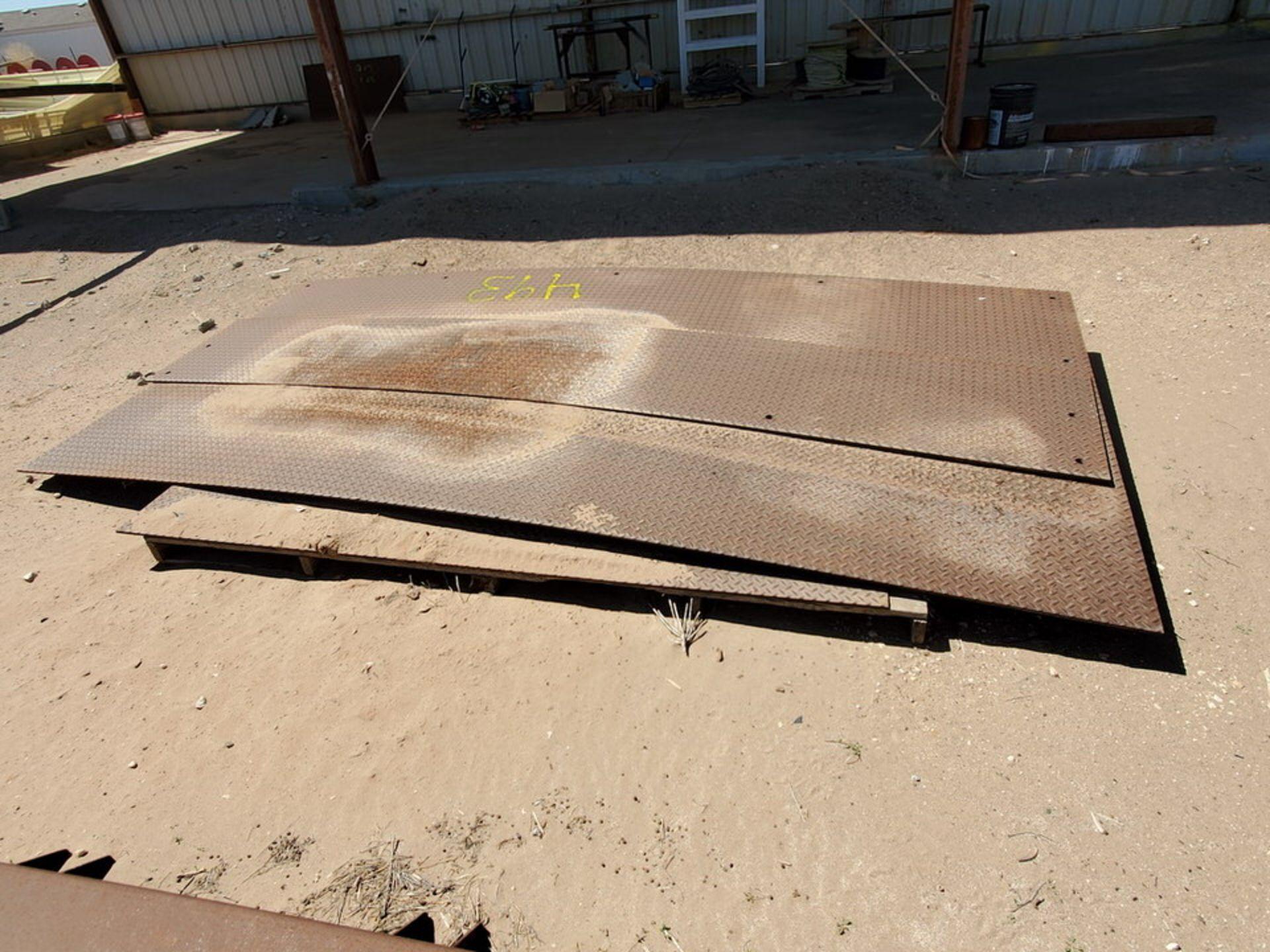 Floor Plates Size Range: 13'L, 2' - 6'W - Image 6 of 6