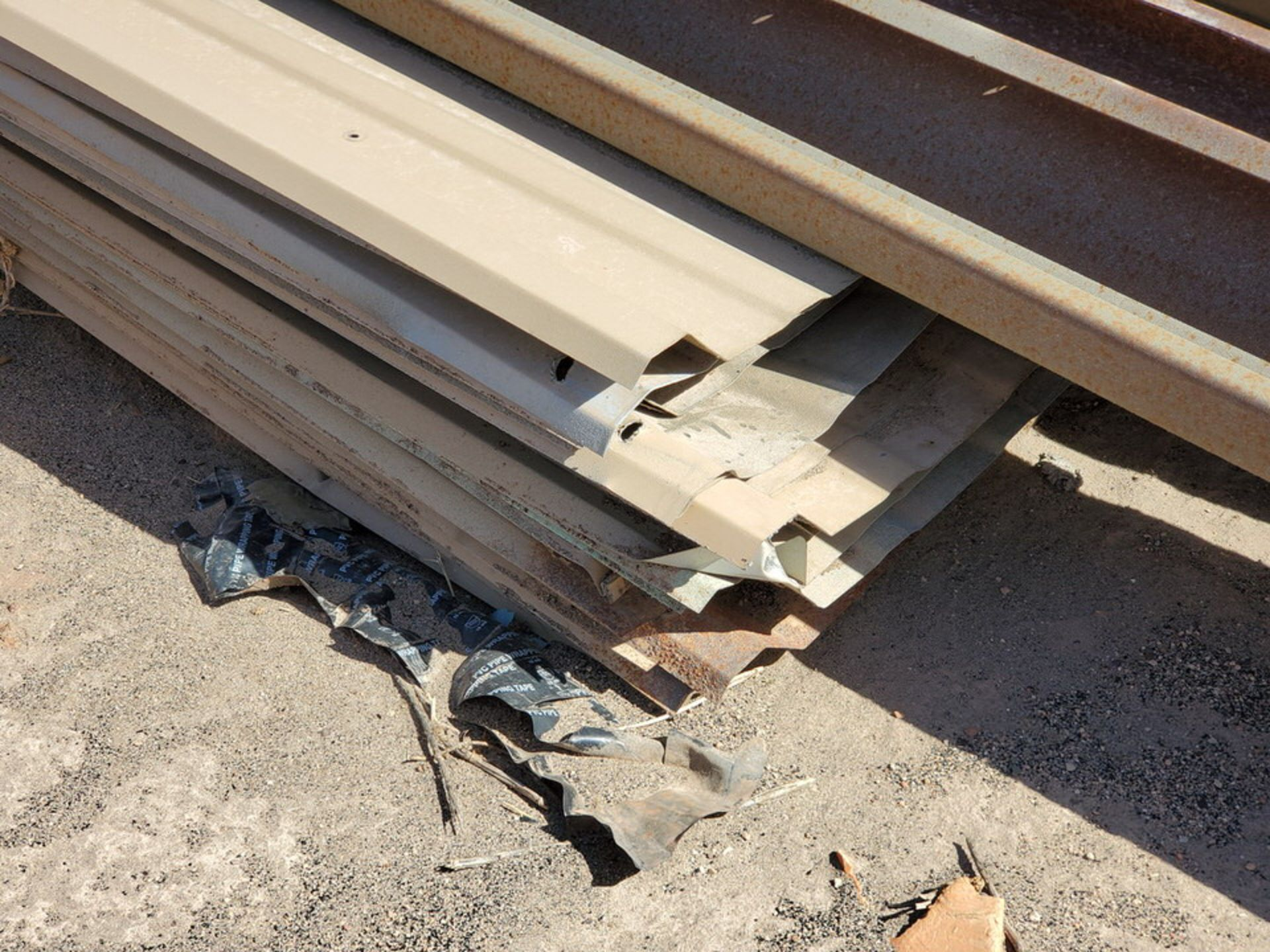 Assorted Material To Include But Not Limited To: Roller, Siding, Channel, Sq. Tubing, etc. - Image 7 of 10