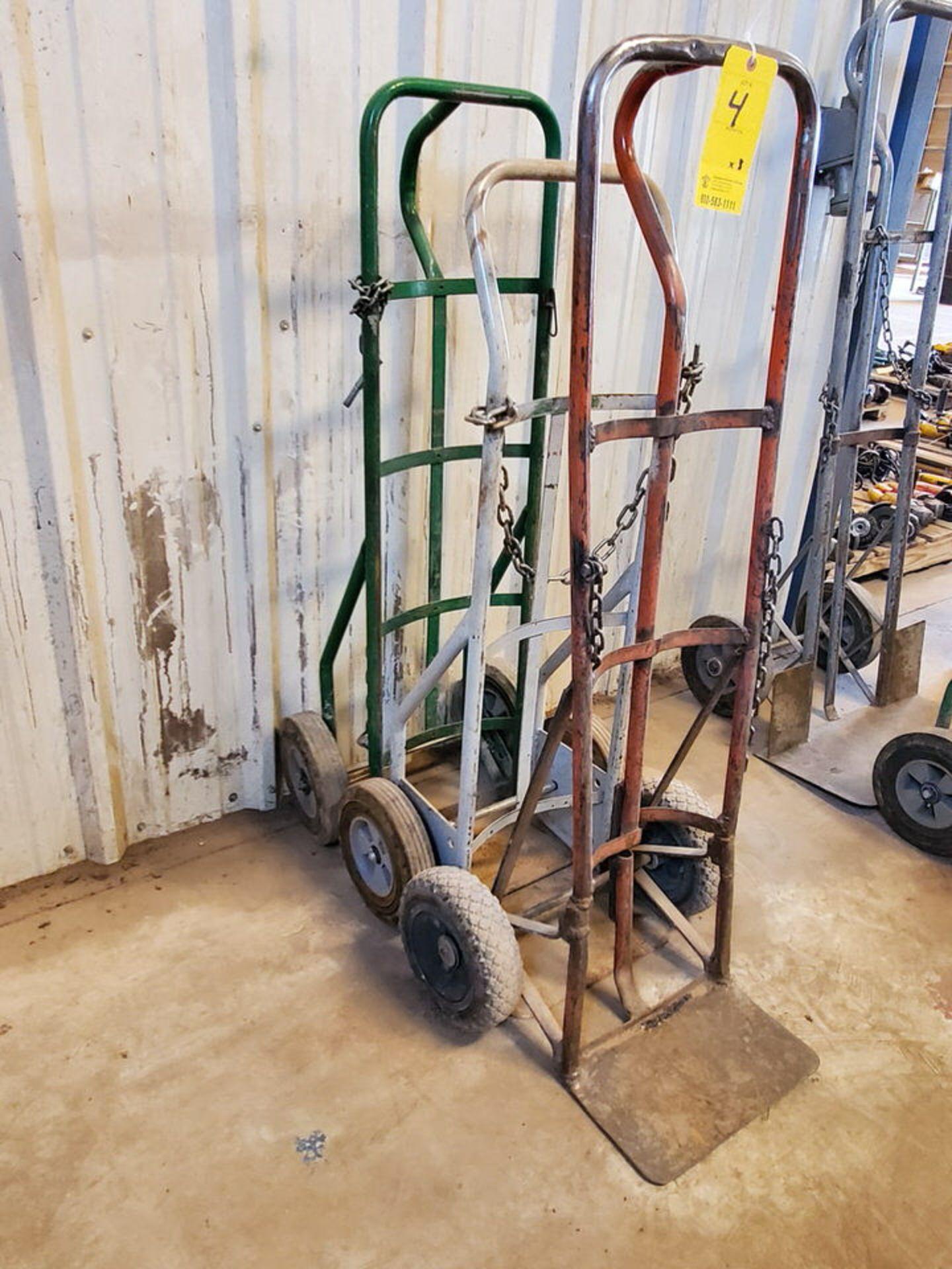 (3) 2-Wheel Dollies - Image 2 of 2