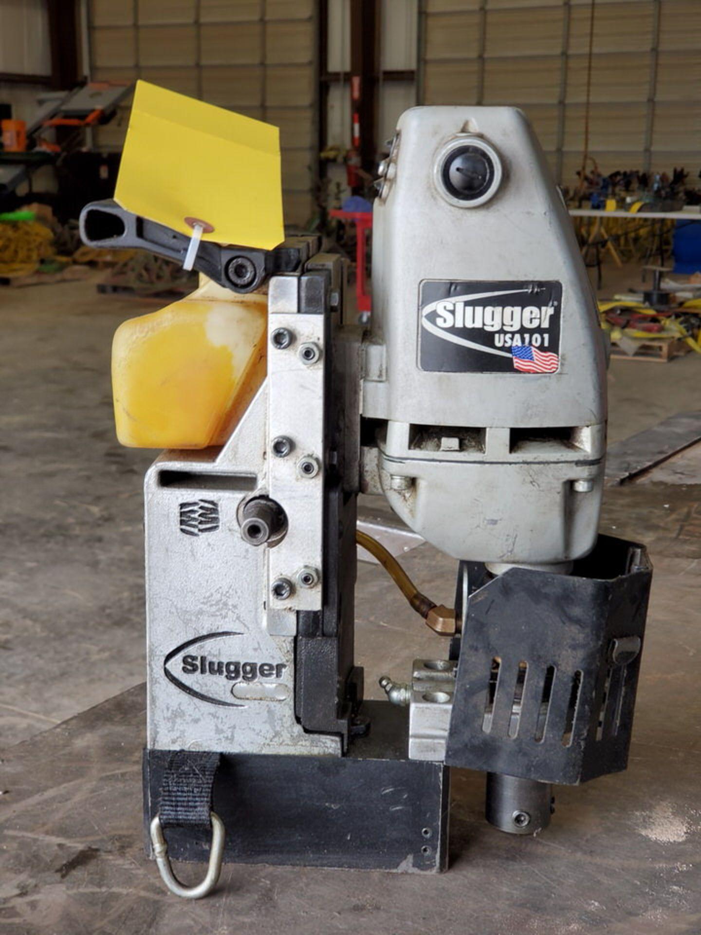 Jancy Slugger USA101 Mag Drill 115V, 11.5A, 50/60HZ, 1400W - Image 4 of 5
