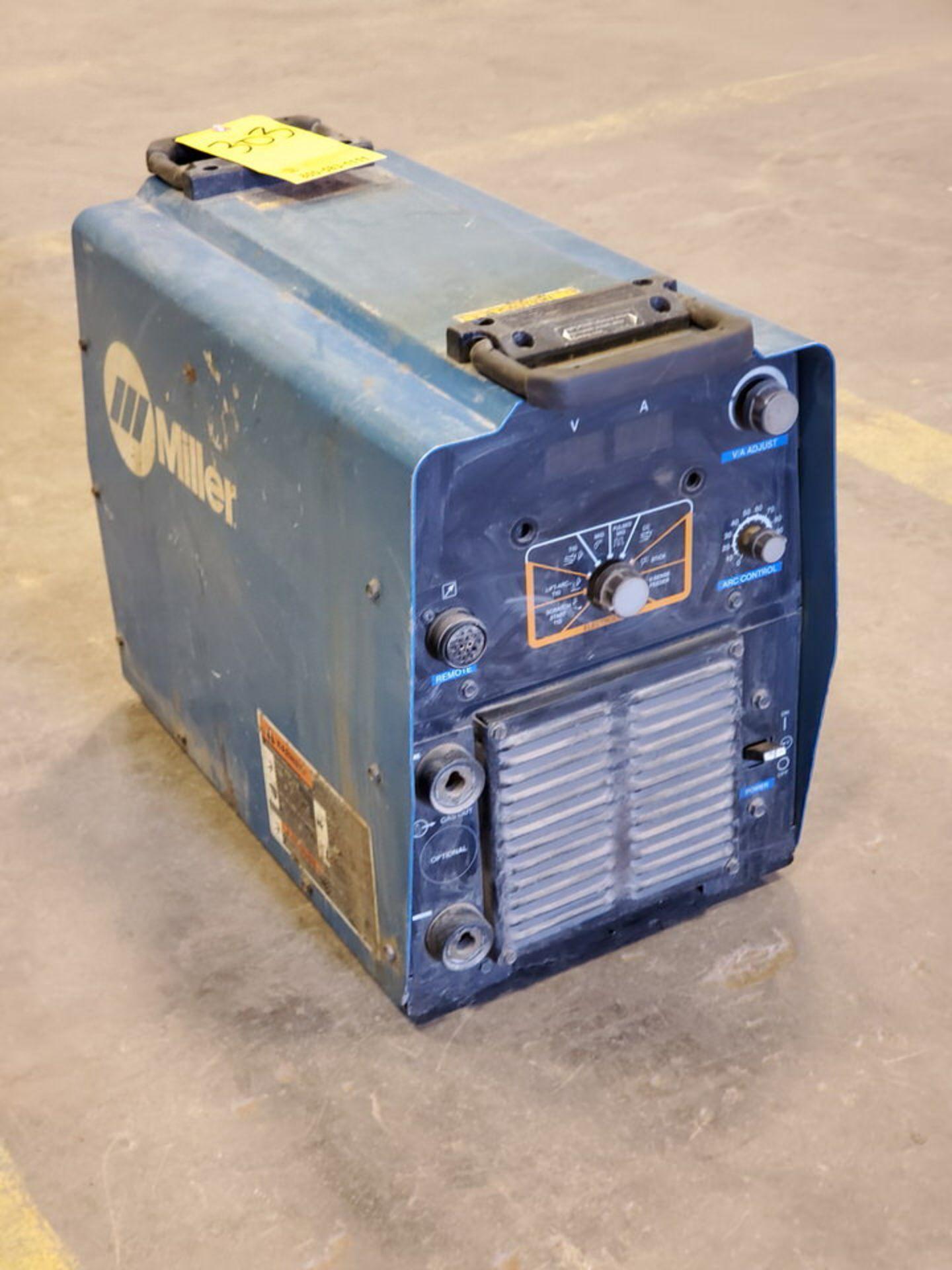 Miller Plasma Cutter 208-575V, 1/3PH, 50/60HZ