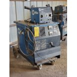 Miller CP-302 Multiprocessing Welder W/ S-22A CC/CV Wire Feeder