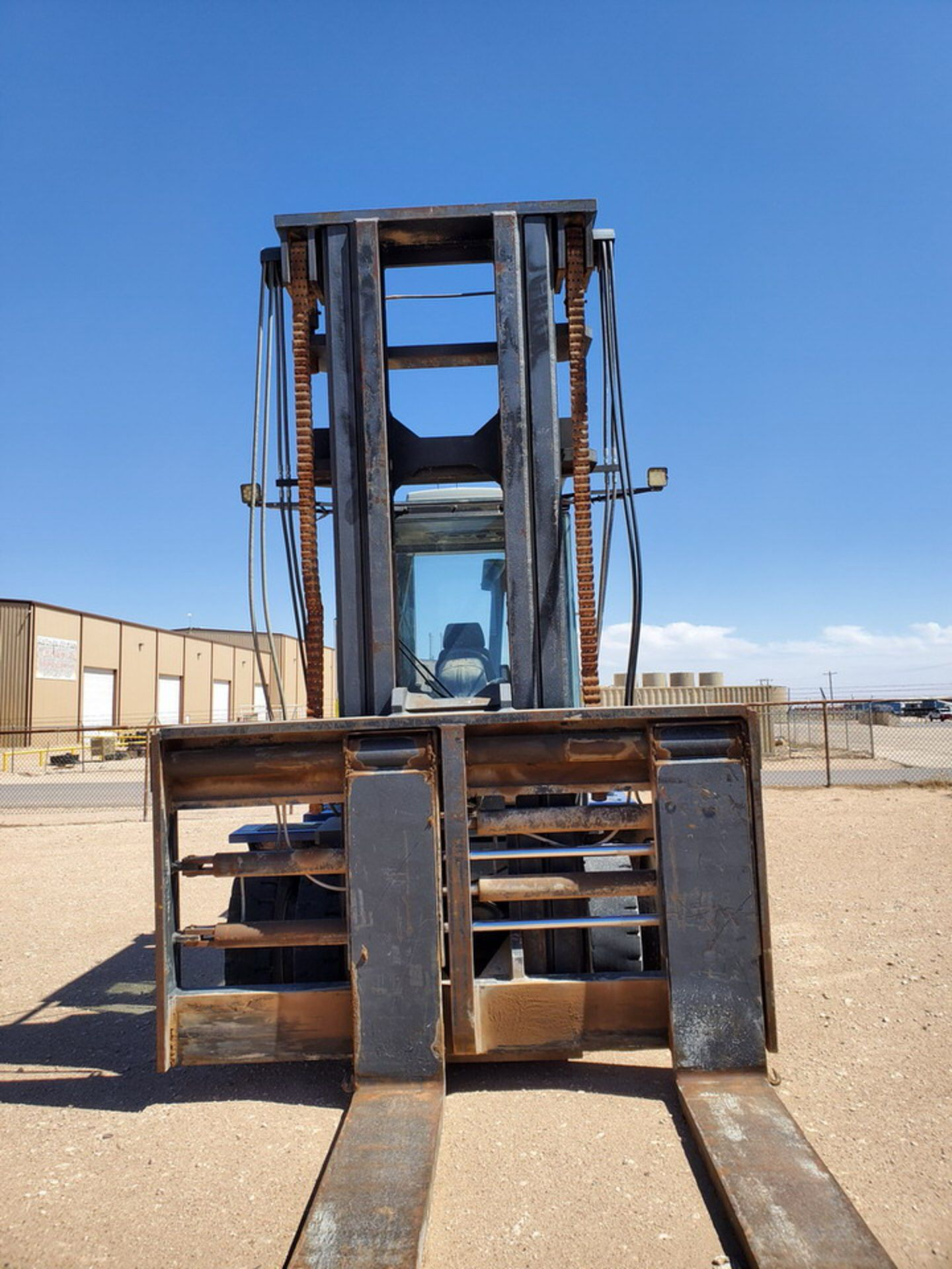 2012 Brute Lift BT40-48 Forklift 40H Cap., Engine Hrs: 3,389.3 - Image 10 of 17