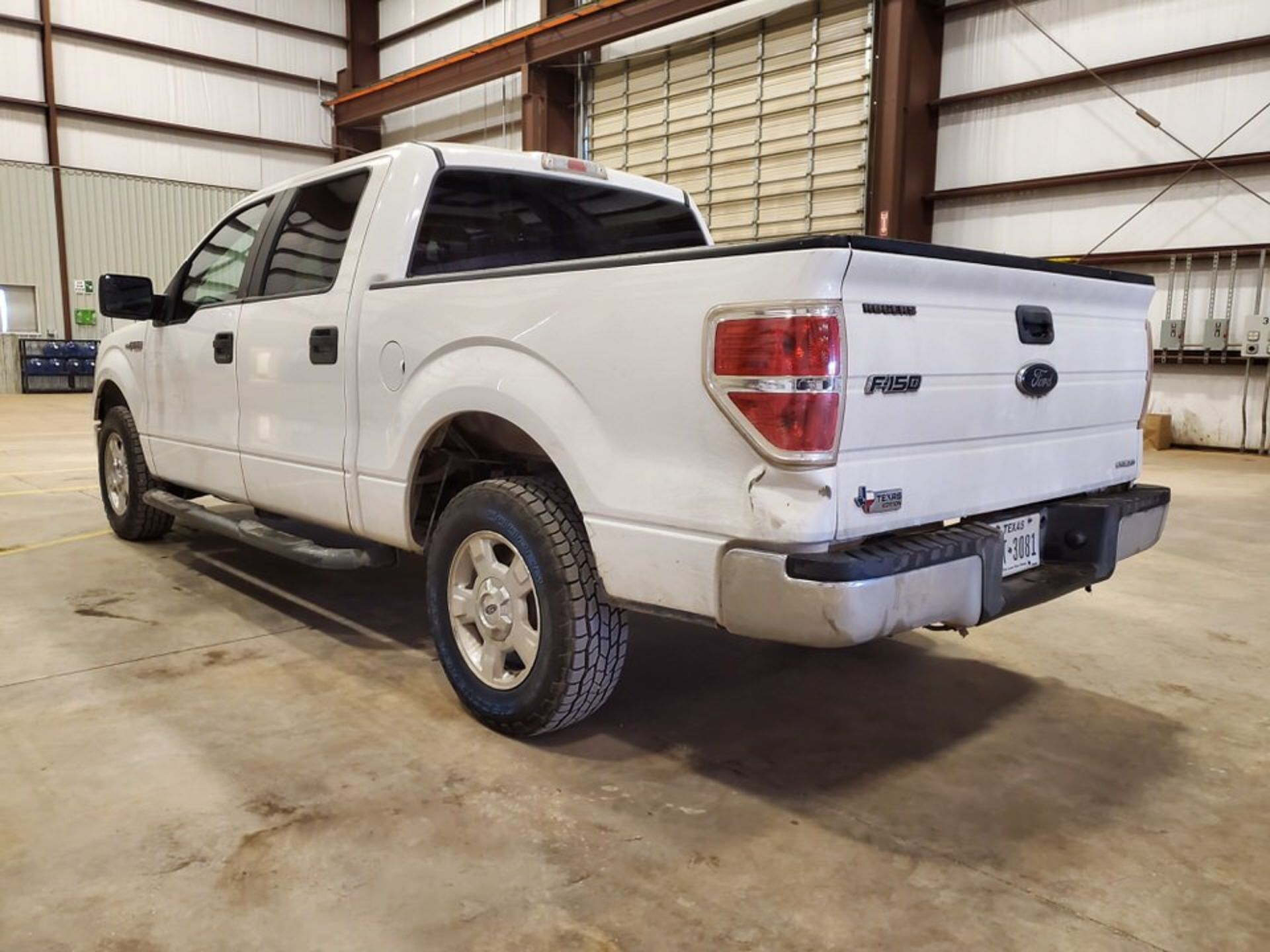 2013 Ford F150 Pickup Vin: 1FTFW1CF0DKF14097, TX Plates: CFT 3081, W/ 6.2L Engine - Image 4 of 19