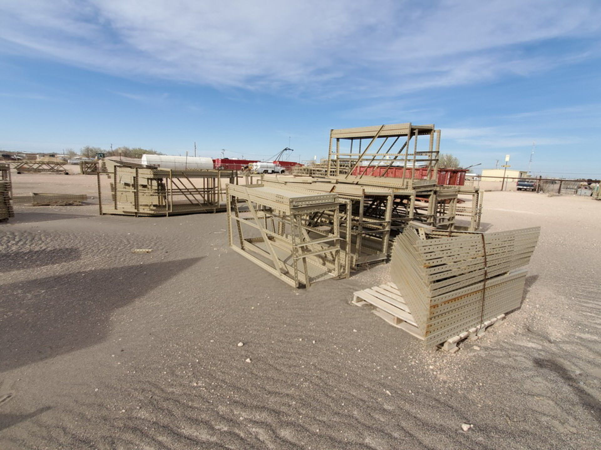 Disassembled Catwalk Sections - Image 5 of 20