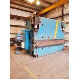 Colly 400/4 CNC Hydraulic Press Brake 4,000 kN x 300mm, 460V, 60HZ, 3PH, 283 Bars ; W/ Delem Da 65