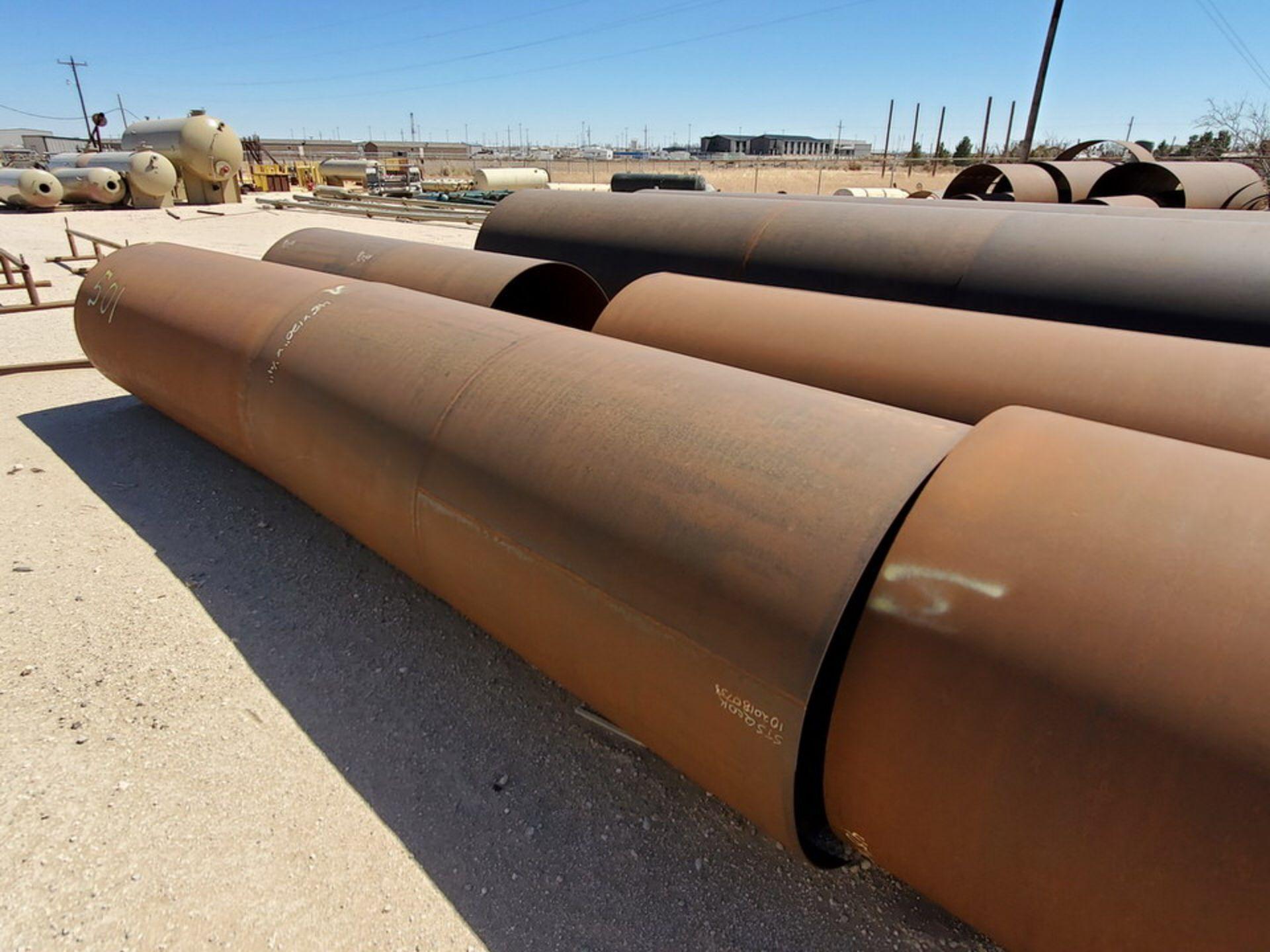 "(12) Tank Cylinders Size Range: 36"" - 60""O.D., 10' - 15'L - Image 7 of 18"