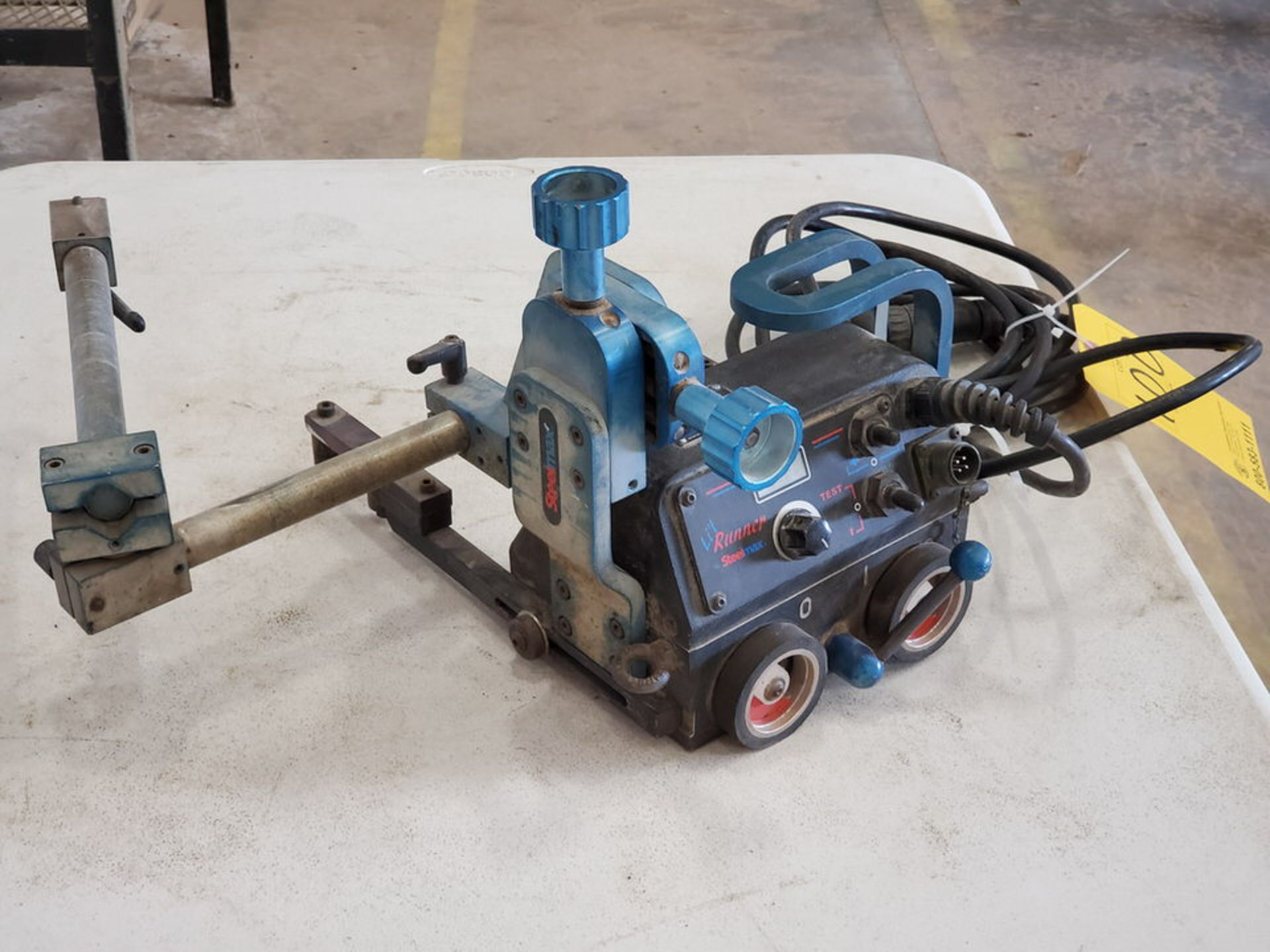Steelmax Lil Runner Portable Fillet Welding Carriage 115-230V, 50/60HZ, 20W, .09-.18A - Image 2 of 7