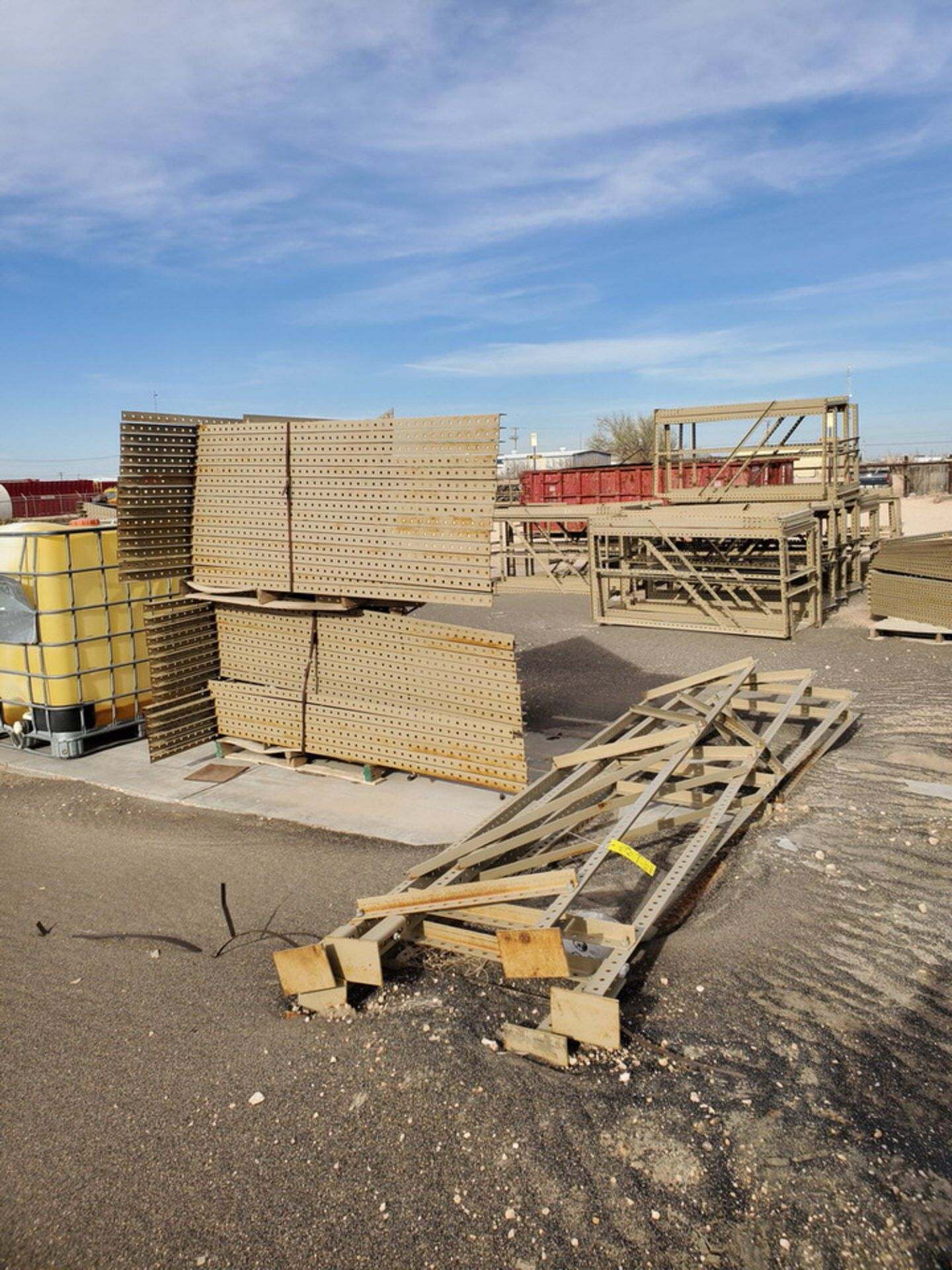 Disassembled Catwalk Sections - Image 8 of 20